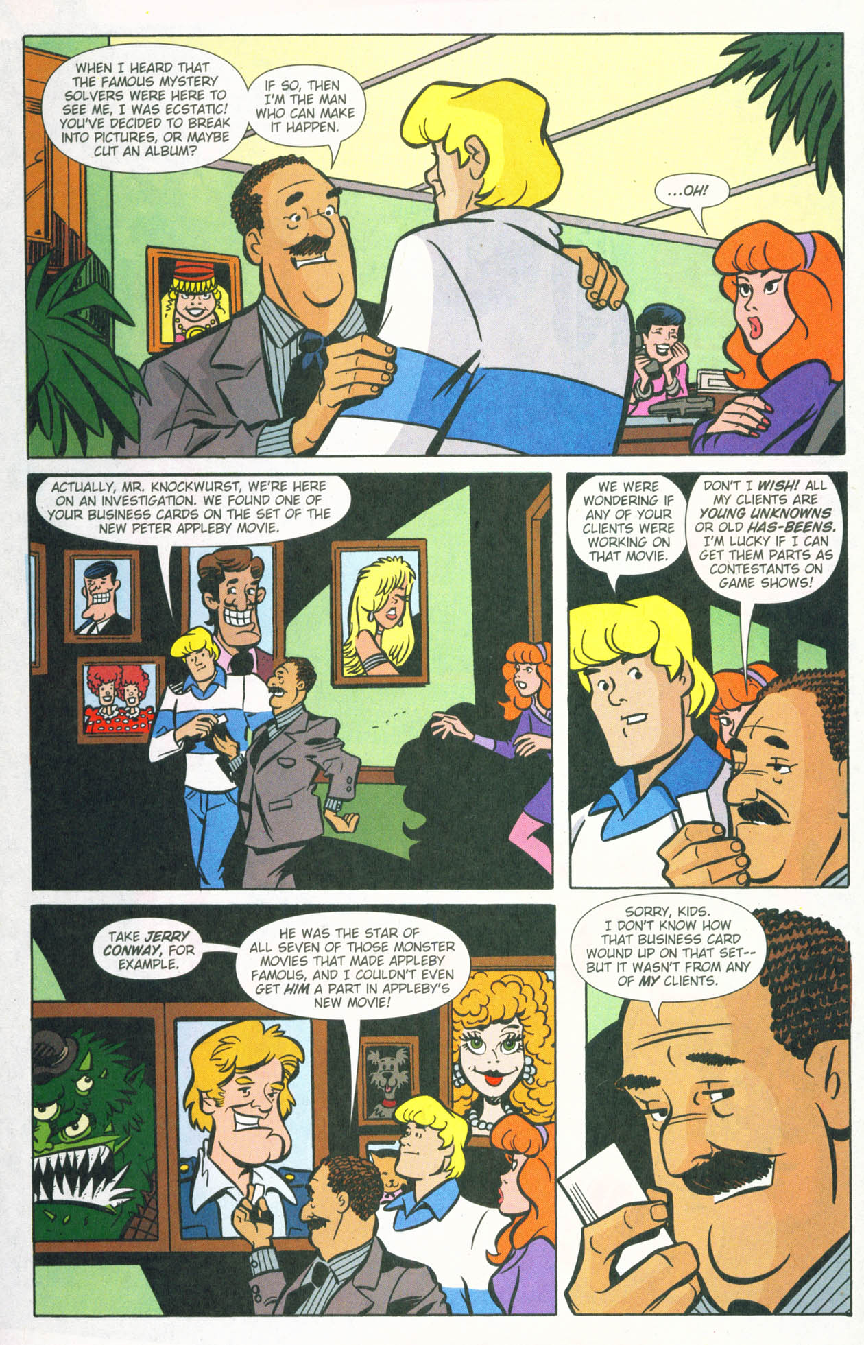 Read online Scooby-Doo (1997) comic -  Issue #83 - 8