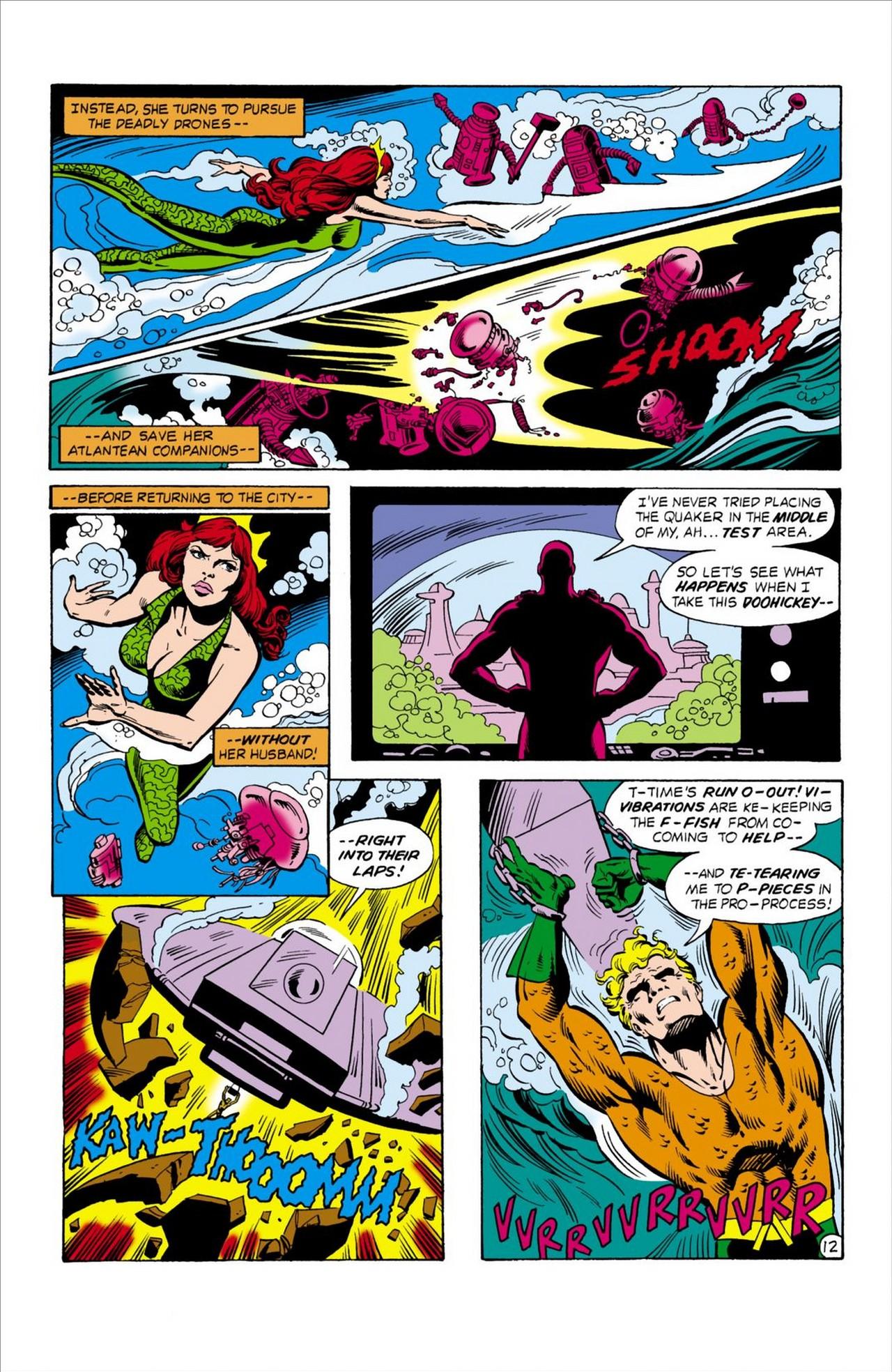 Read online Aquaman (1962) comic -  Issue #62 - 13
