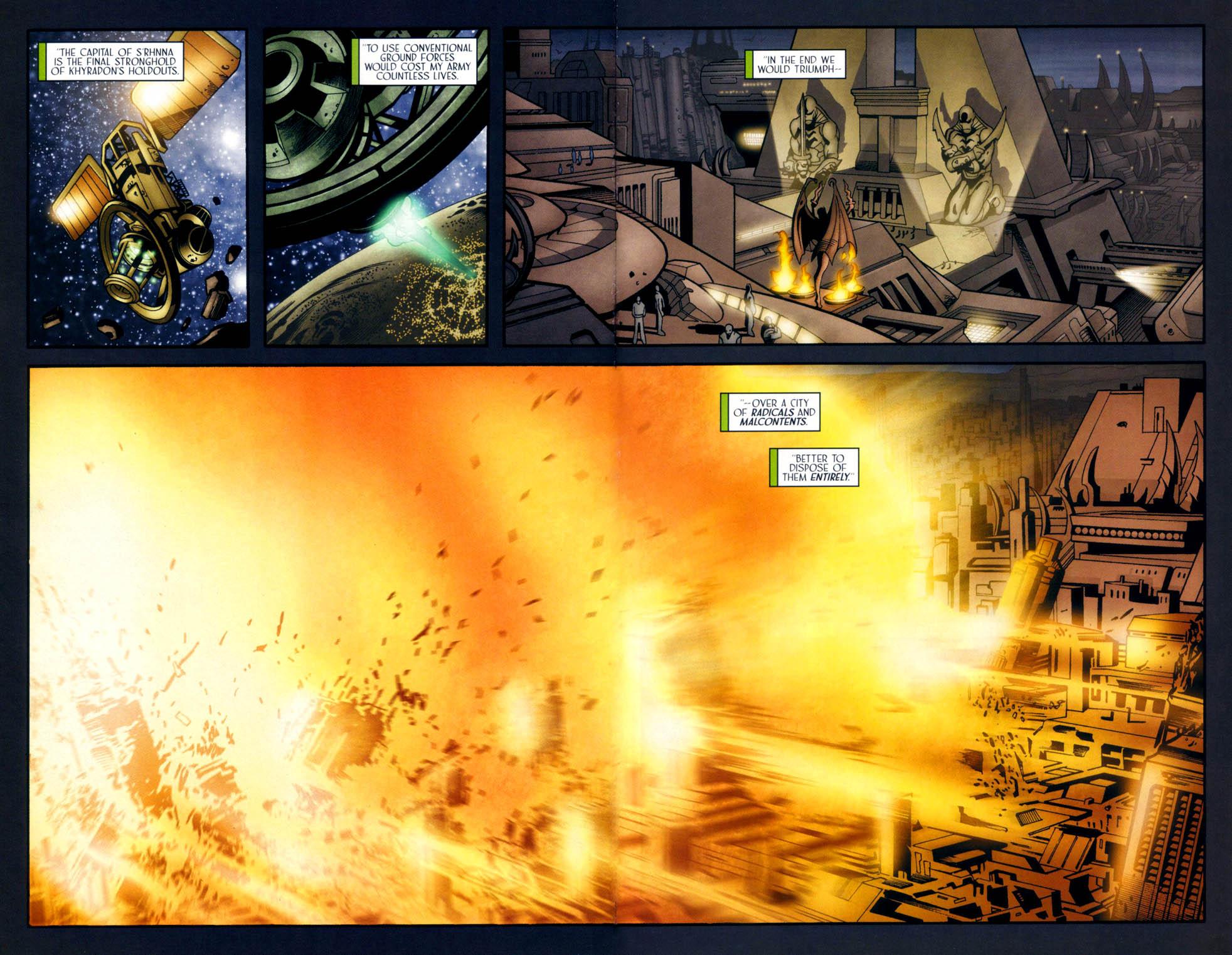 Read online Sigil (2000) comic -  Issue #33 - 6