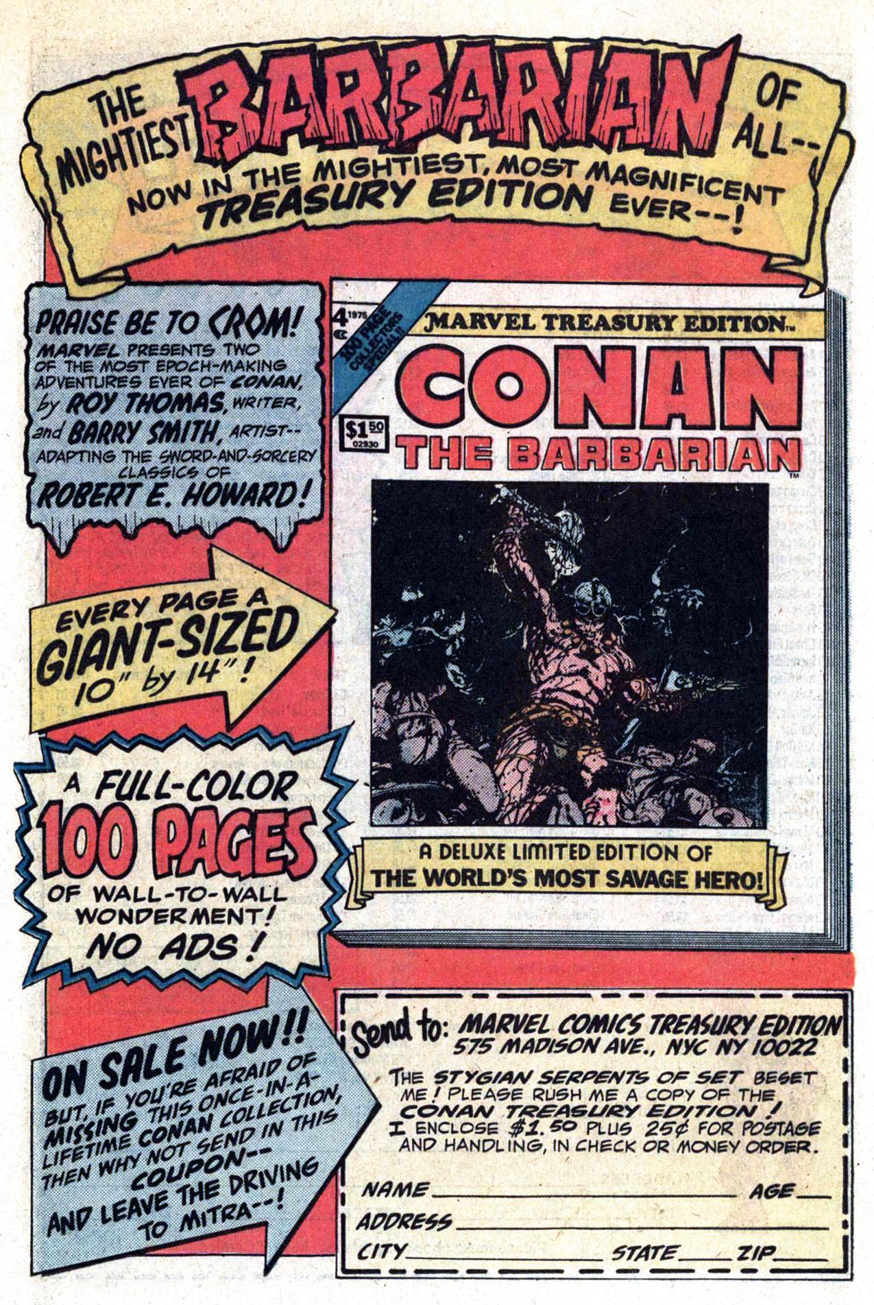 Read online Amazing Adventures (1970) comic -  Issue #30 - 21