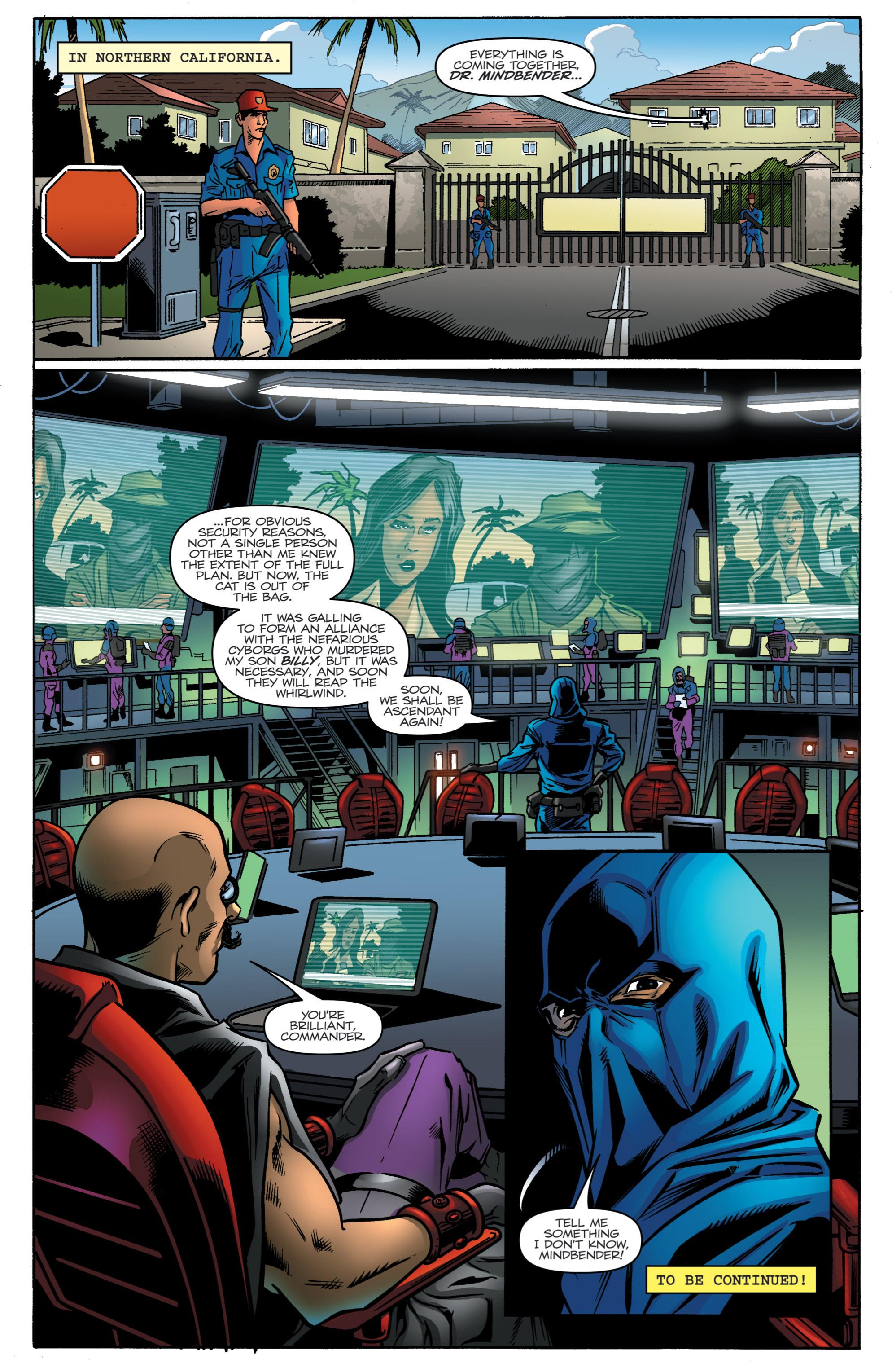 G.I. Joe: A Real American Hero 195 Page 23