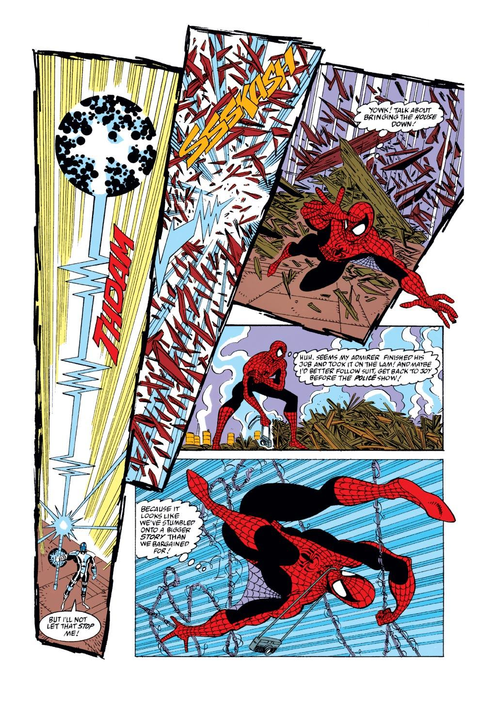The Amazing Spider-Man (1963) 344 Page 5