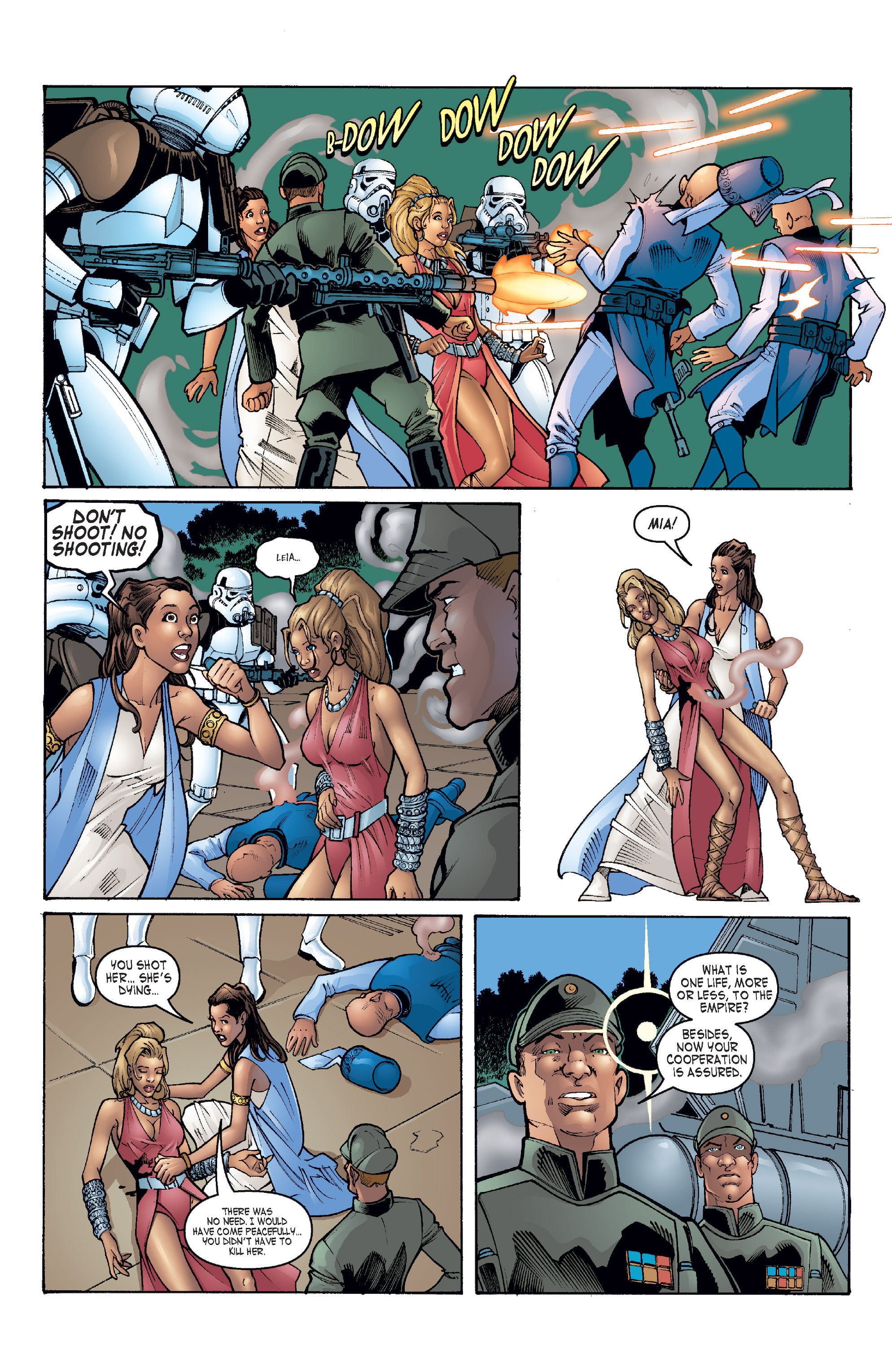 Read online Star Wars Omnibus comic -  Issue # Vol. 17 - 117