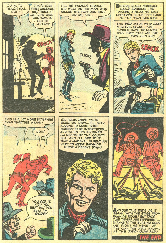 Read online Two-Gun Kid comic -  Issue #44 - 11
