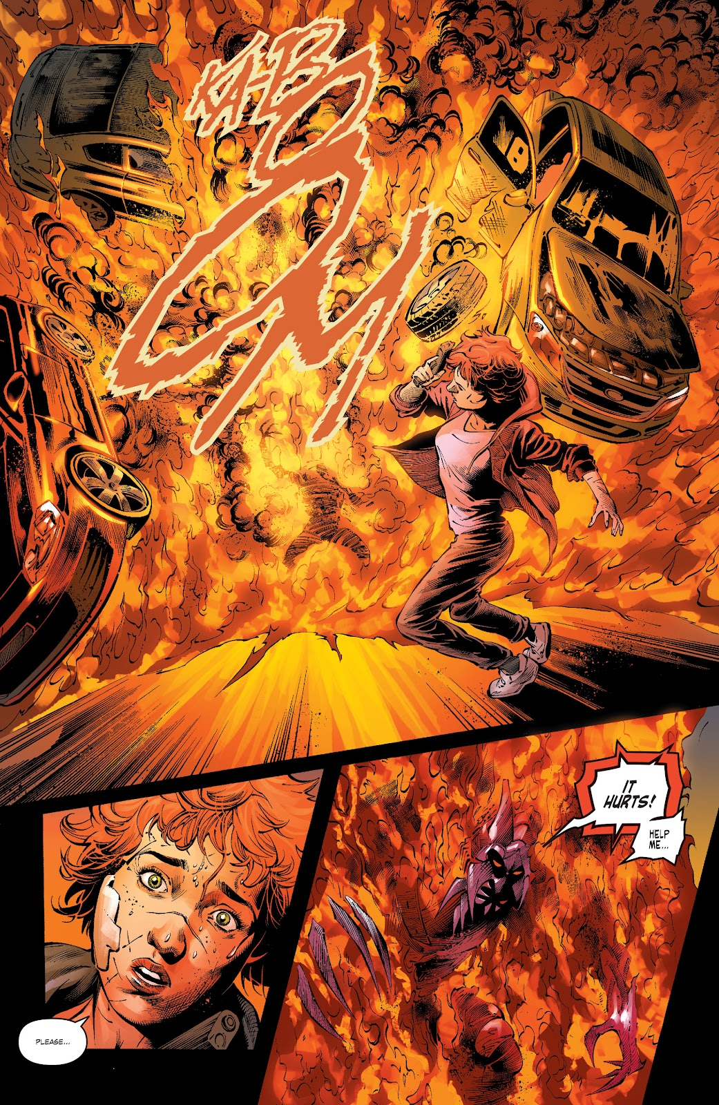 Read online The Curse of Brimstone: Ashes comic -  Issue # TPB (Part 2) - 24