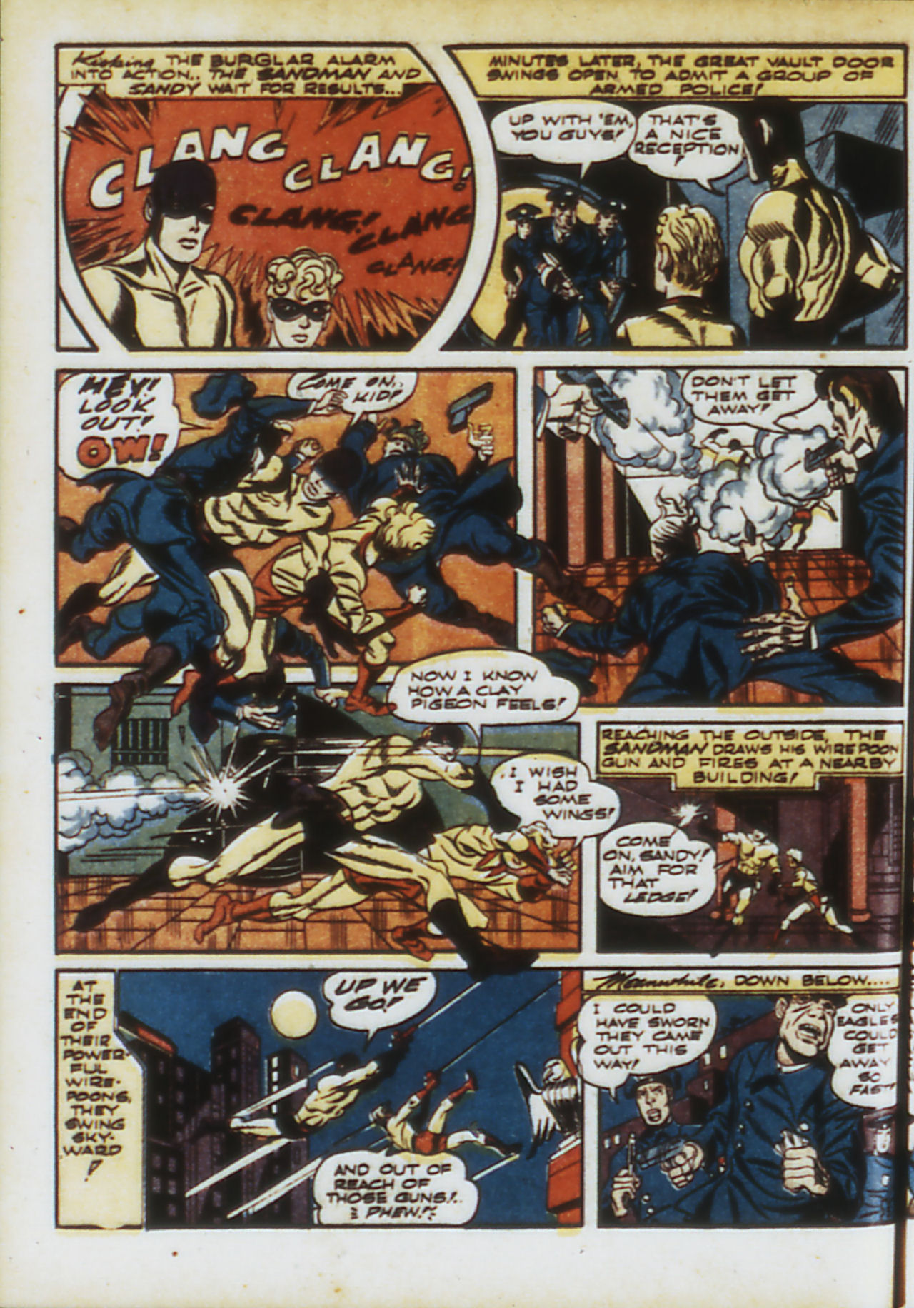 Read online Adventure Comics (1938) comic -  Issue #74 - 61