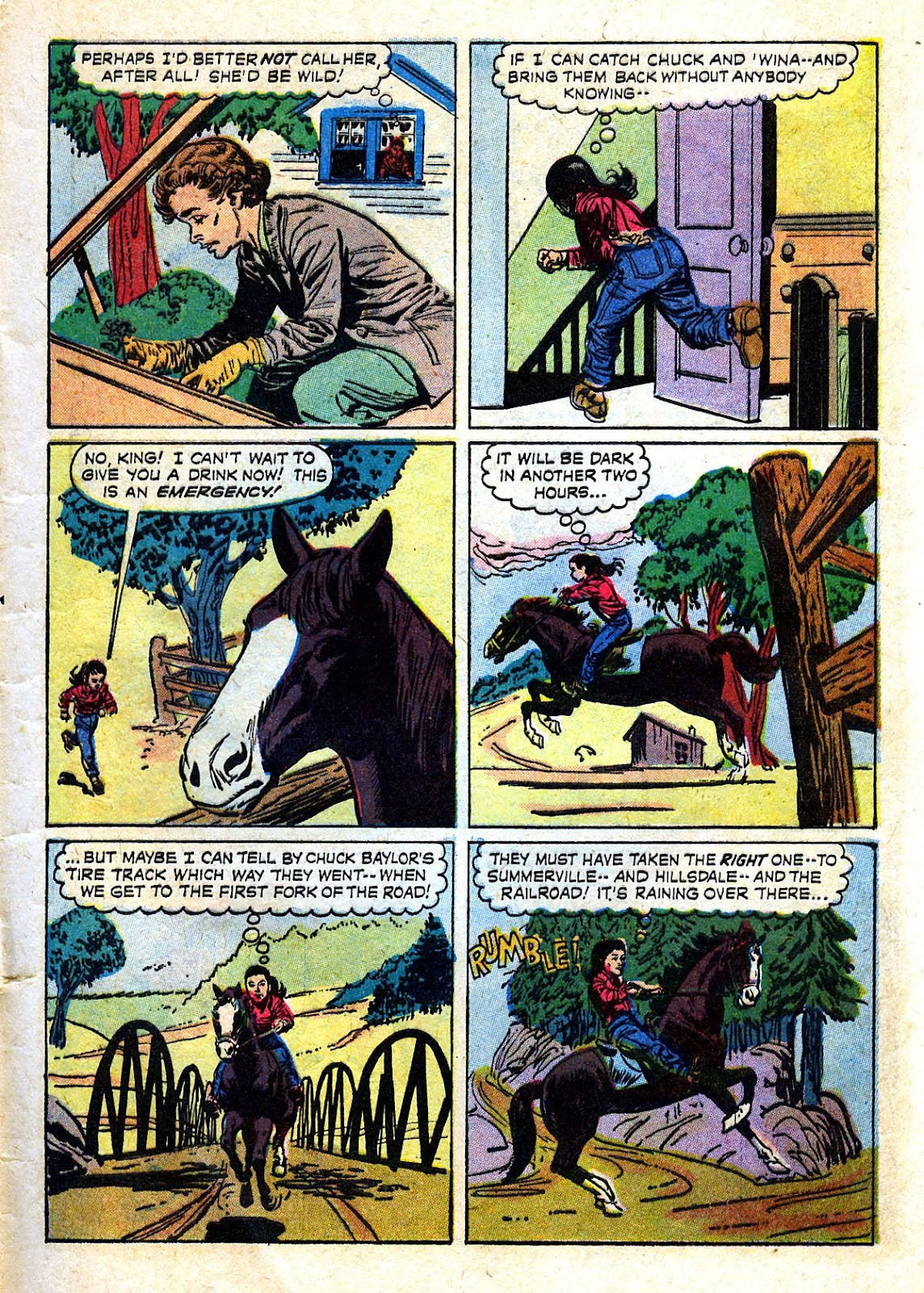 Four Color Comics issue 1195 - Page 5