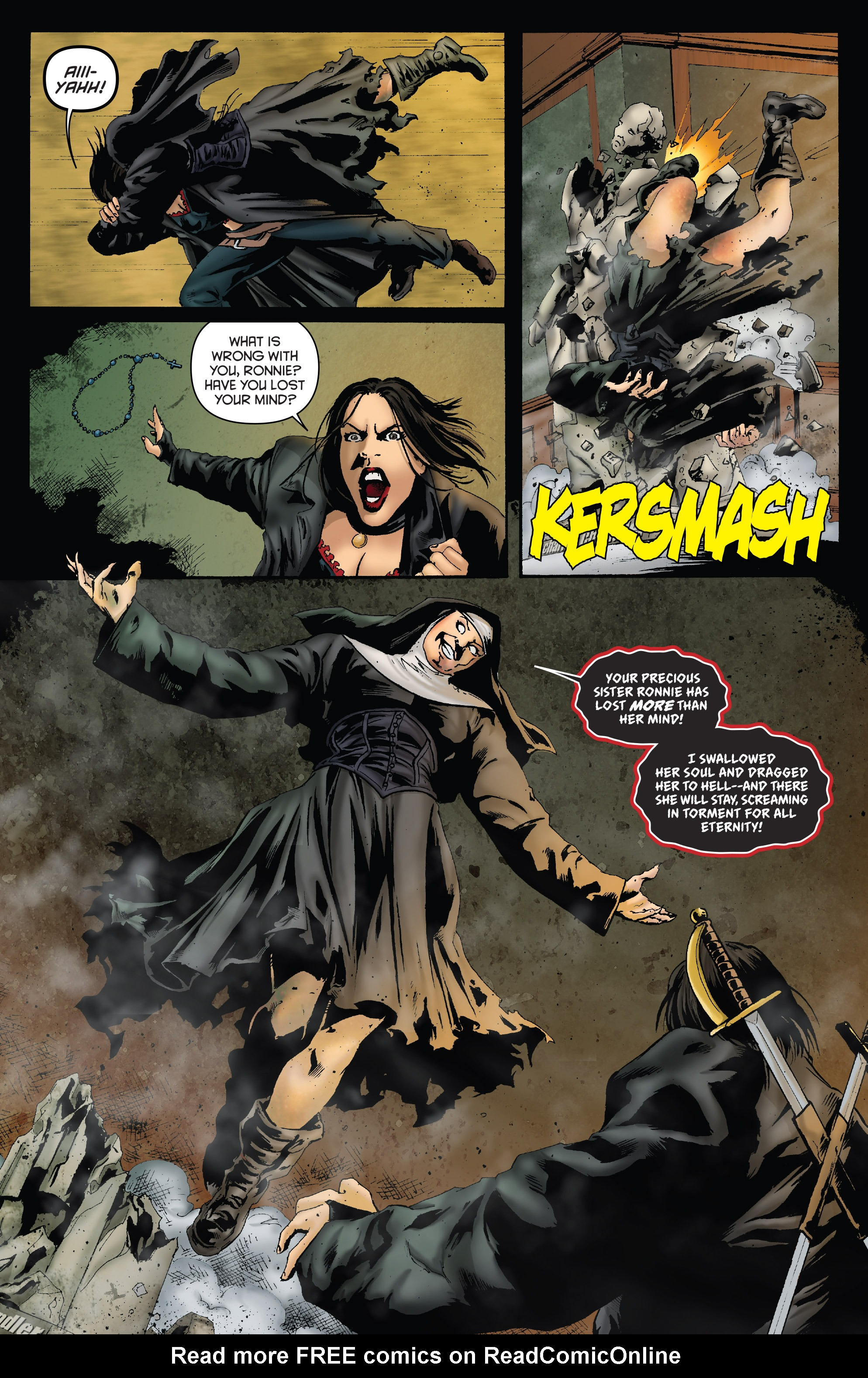 Read online Army of Darkness: Furious Road comic -  Issue #3 - 13