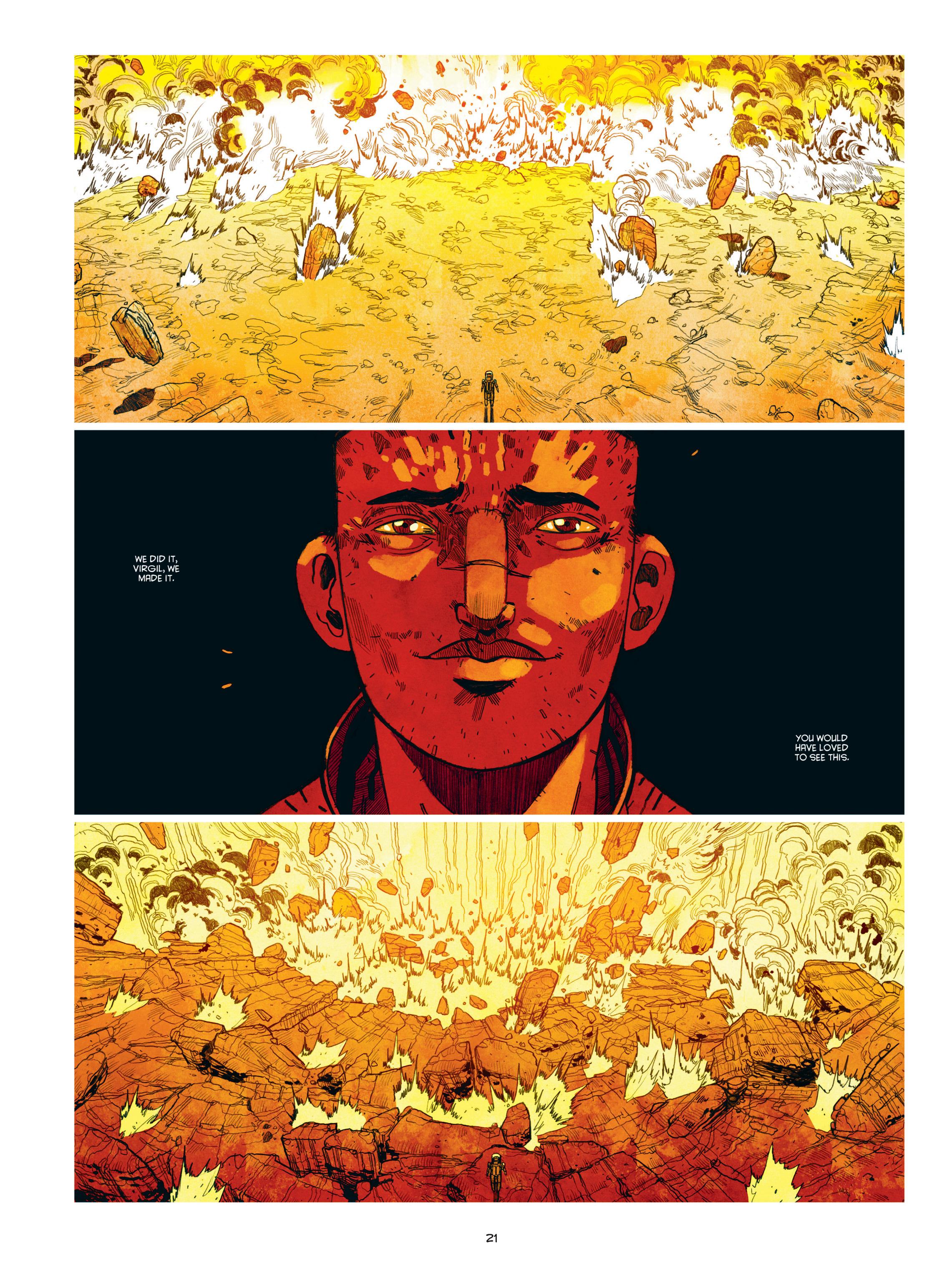 Read online Shangri-La comic -  Issue # Full - 23