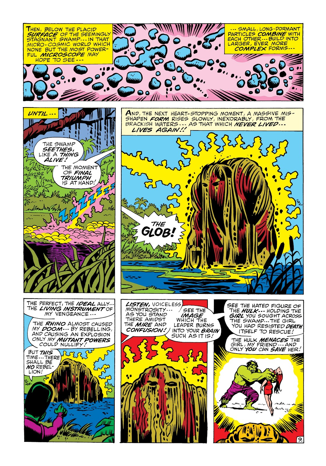Read online Marvel Masterworks: The Incredible Hulk comic -  Issue # TPB 6 (Part 2) - 63