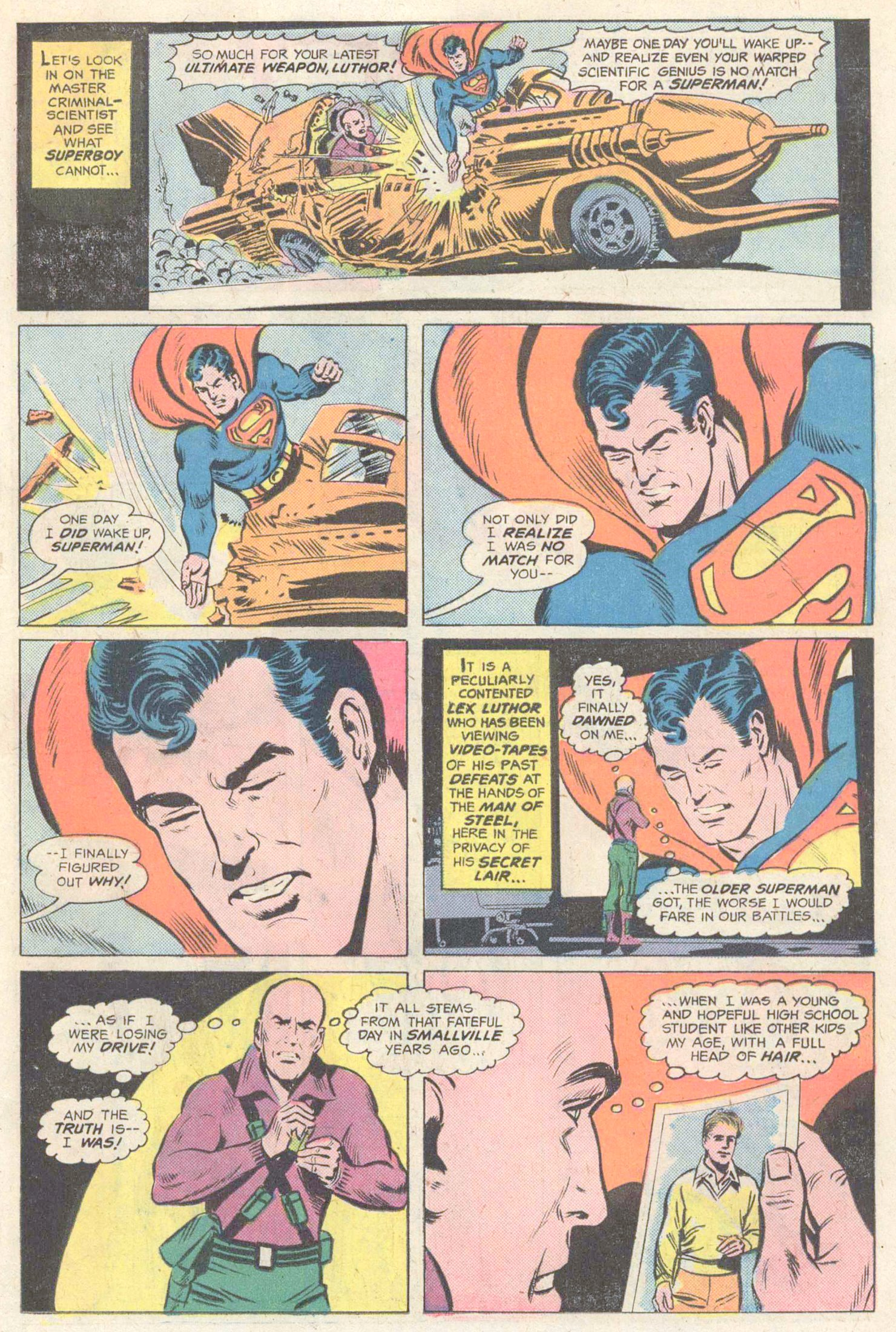 Read online Action Comics (1938) comic -  Issue #466 - 11