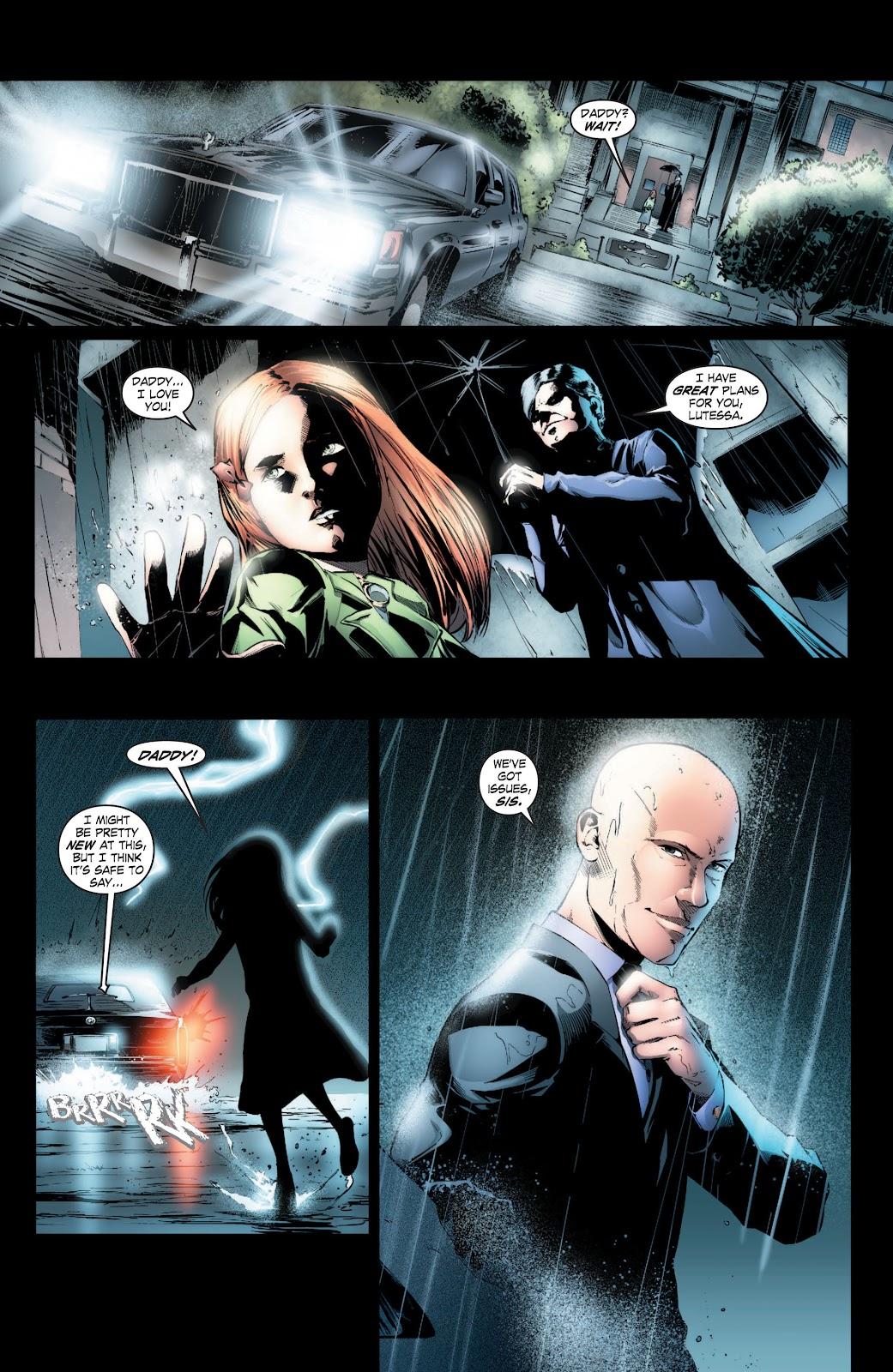 Read online Smallville Season 11 [II] comic -  Issue # TPB 3 - 7