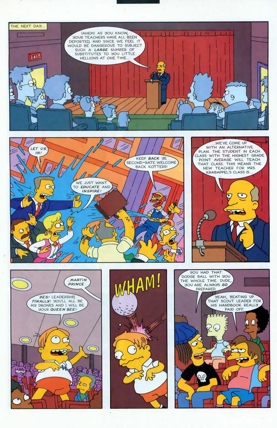 Read online Simpsons Comics comic -  Issue #44 - 6