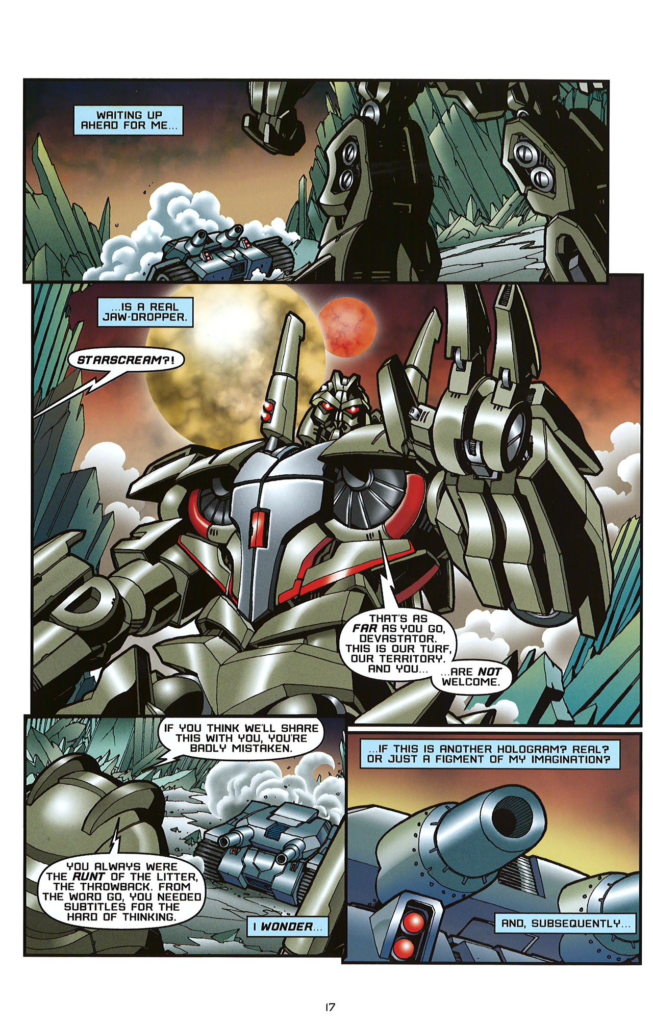 Read online Transformers: Saga of the Allspark comic -  Issue #2 - 20