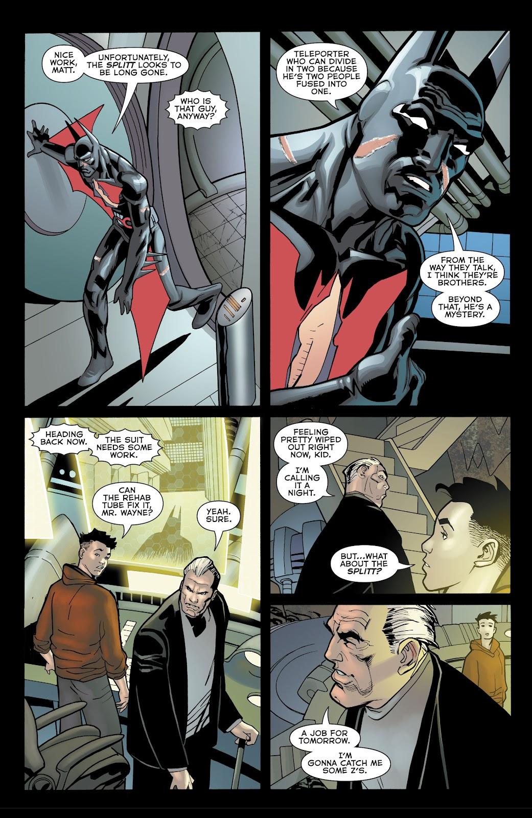 Read online Batman Beyond (2016) comic -  Issue #32 - 7