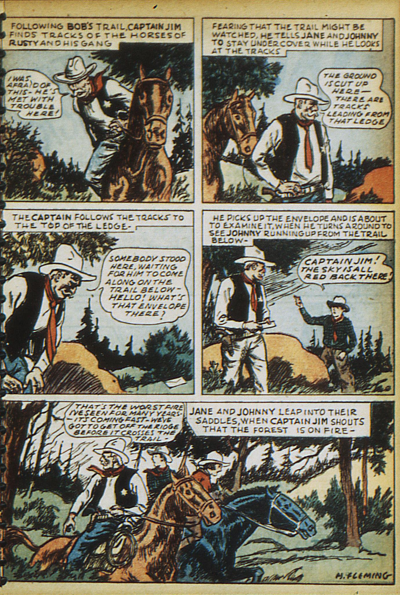 Read online Adventure Comics (1938) comic -  Issue #17 - 6