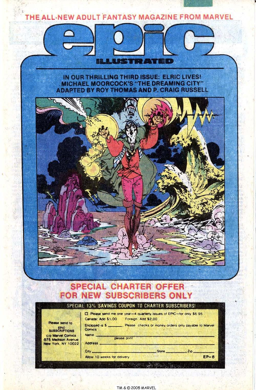 Read online Uncanny X-Men (1963) comic -  Issue # _Annual 4 - 49