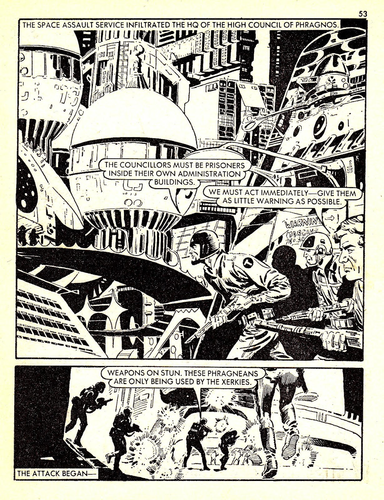 Starblazer issue 140 - Page 53