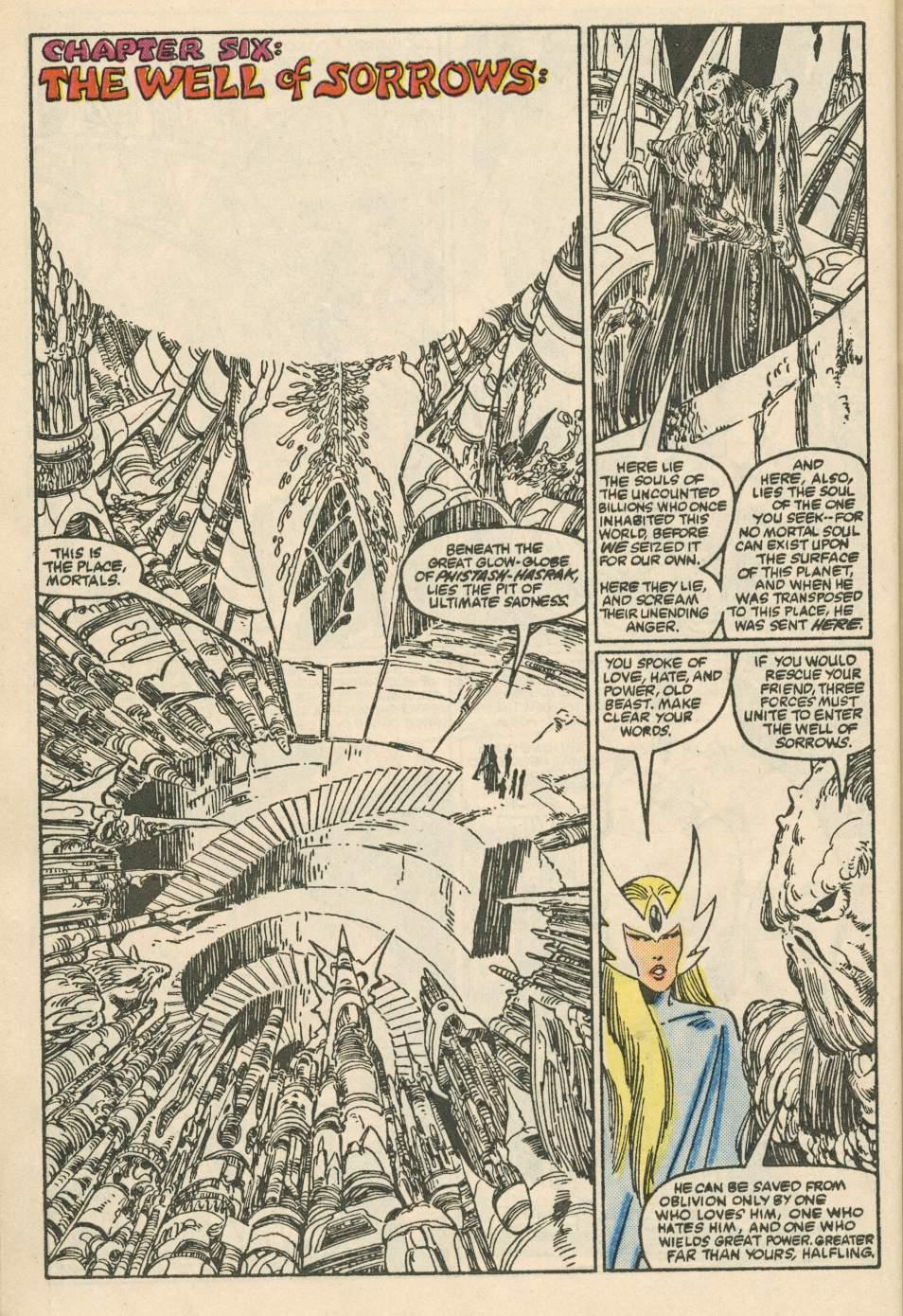 Read online Alpha Flight (1983) comic -  Issue #24 - 26