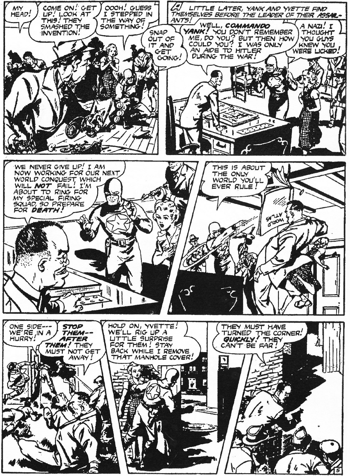 Read online Men of Mystery Comics comic -  Issue #65 - 8