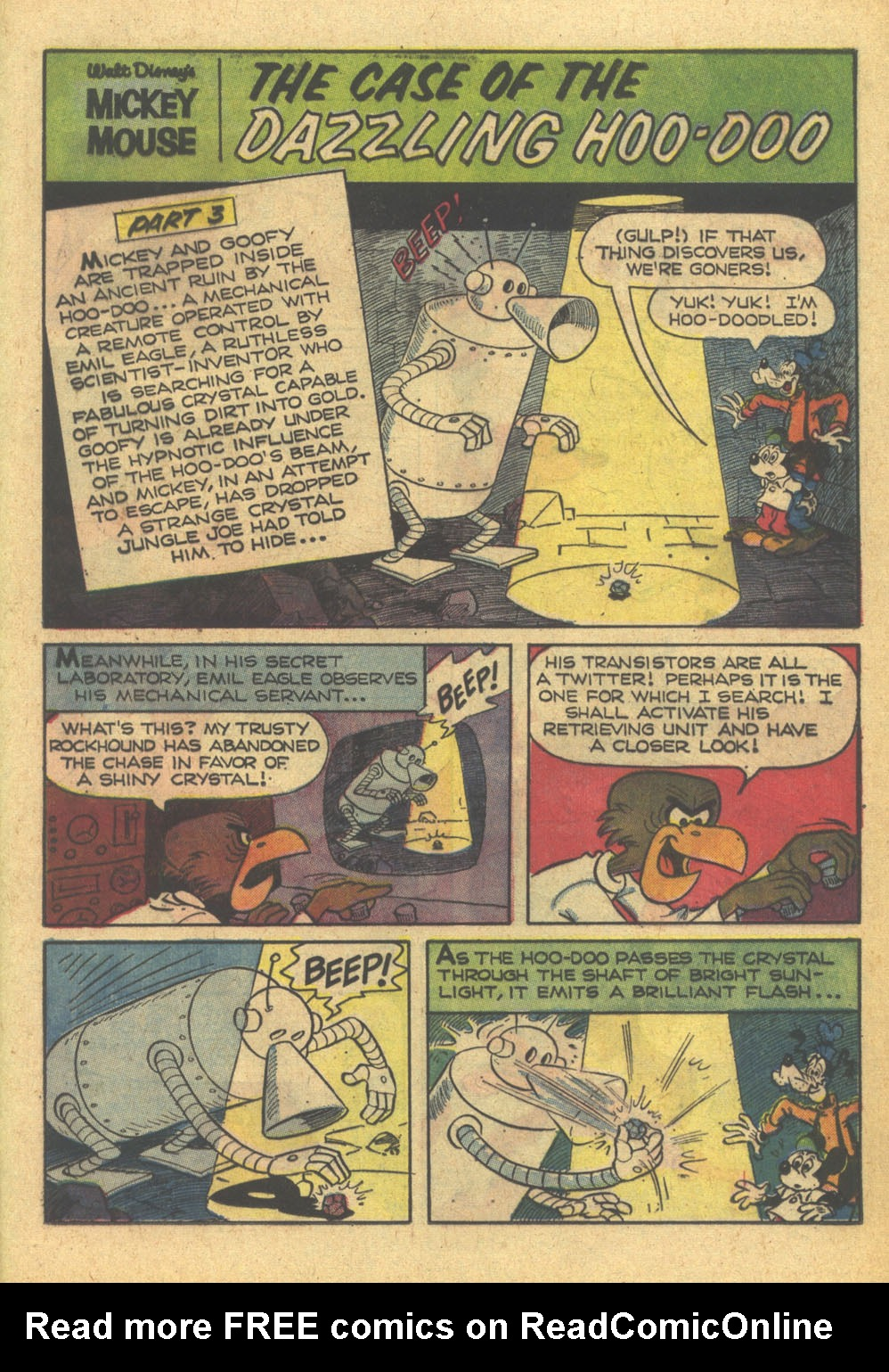 Walt Disney's Comics and Stories issue 332 - Page 25