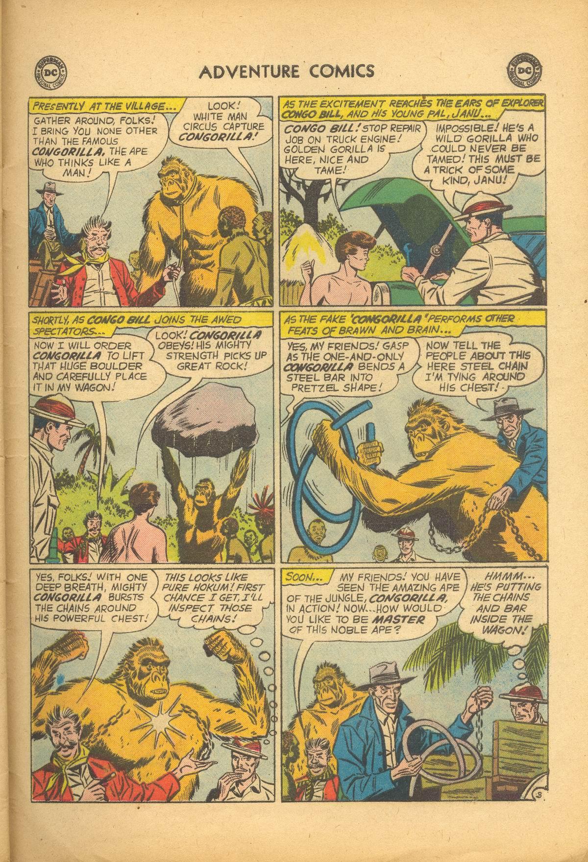 Read online Adventure Comics (1938) comic -  Issue #273 - 29