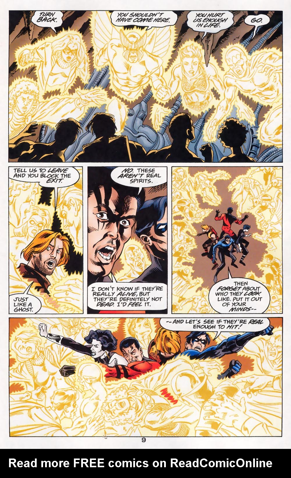 Read online The Titans (1999) comic -  Issue #46 - 10