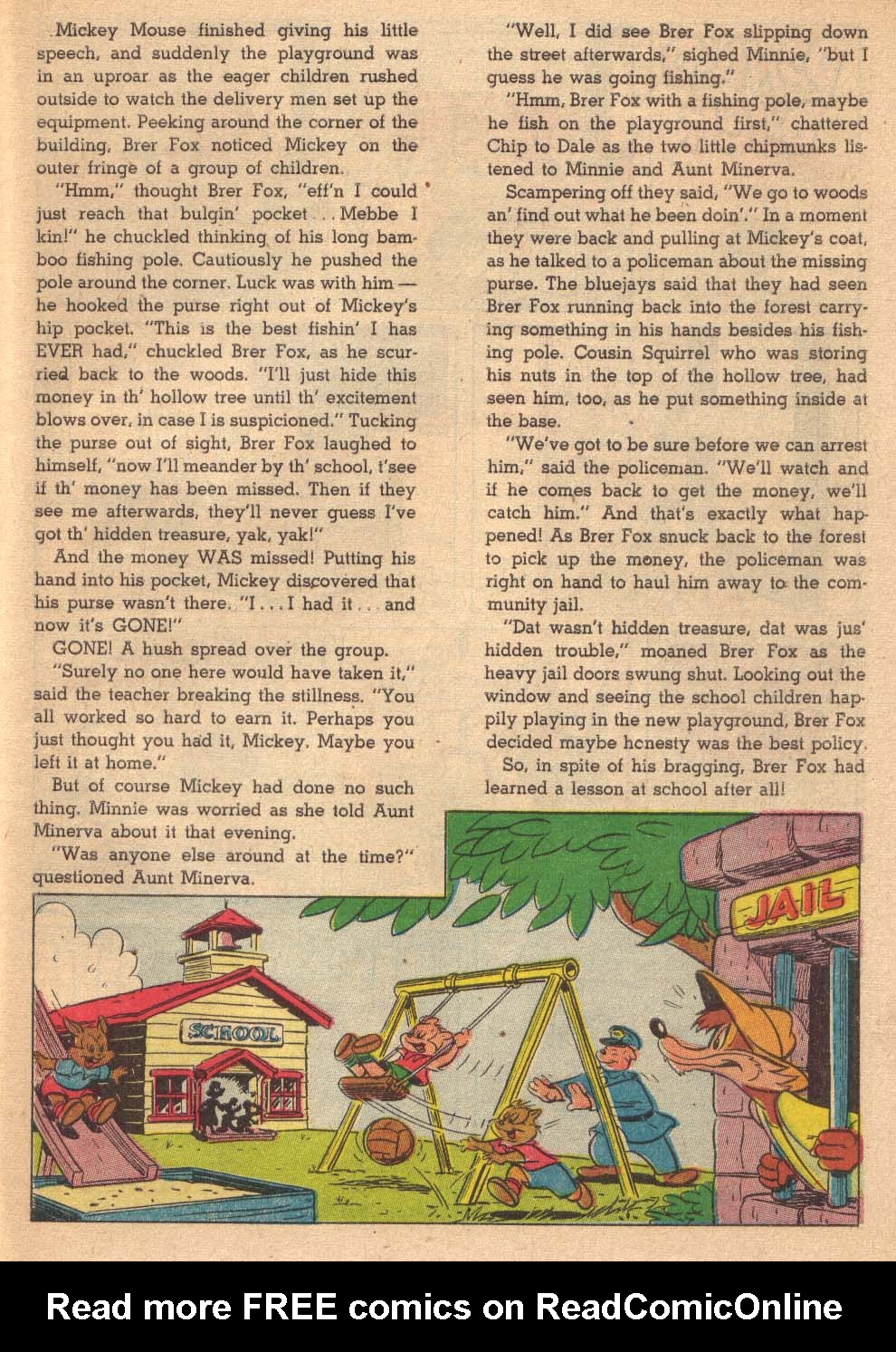 Walt Disney's Comics and Stories issue 145 - Page 39