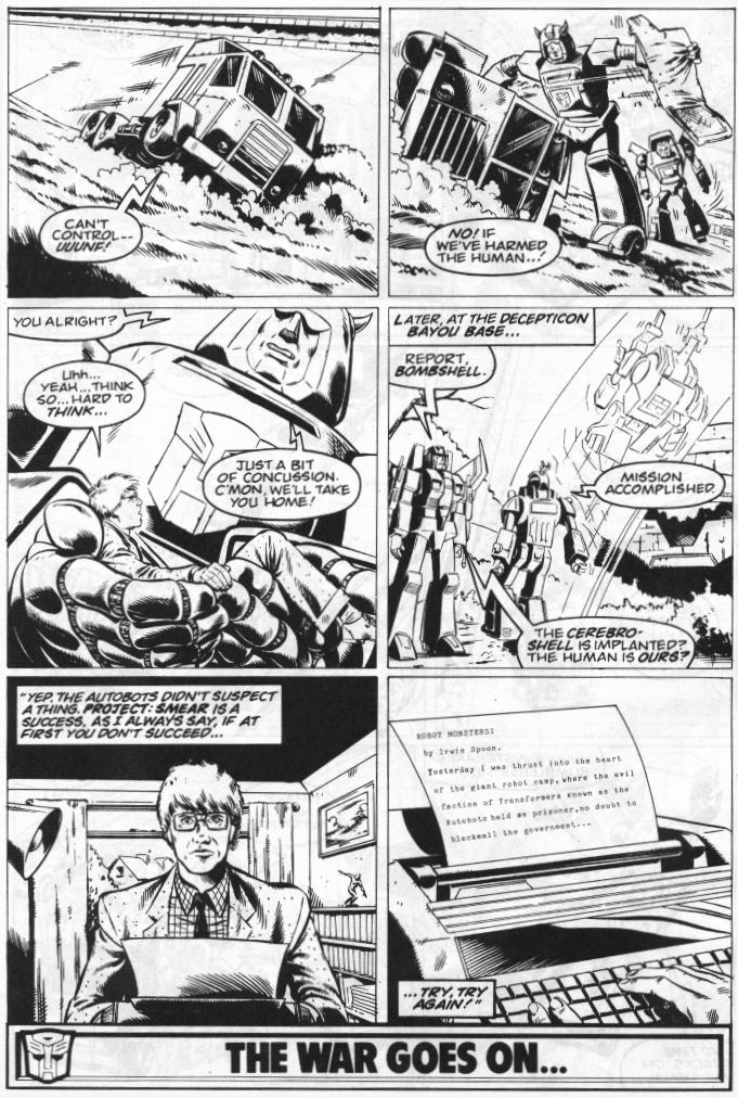 The Transformers (UK) 289 Page 6