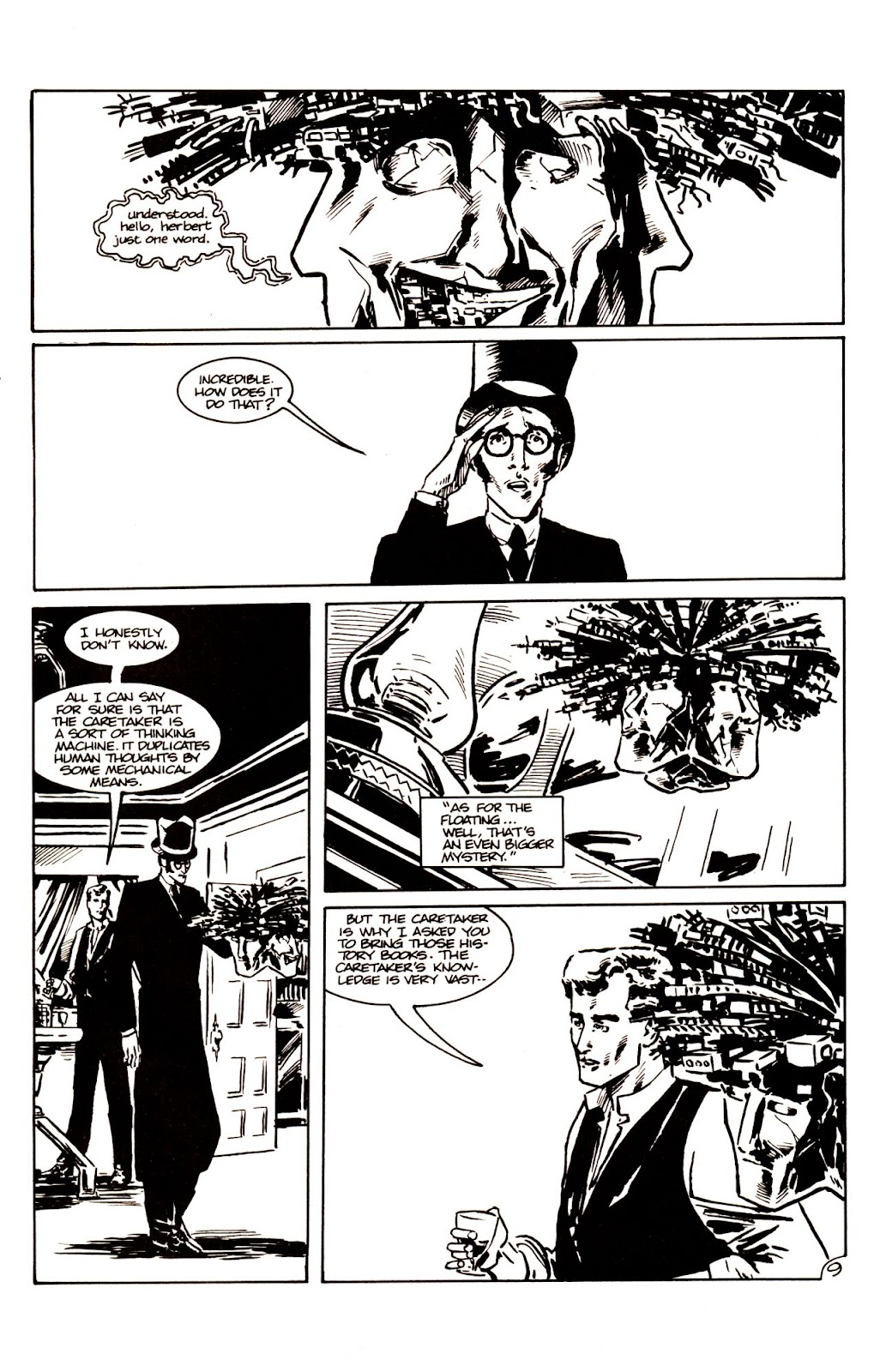The Time Machine issue 1 - Page 11