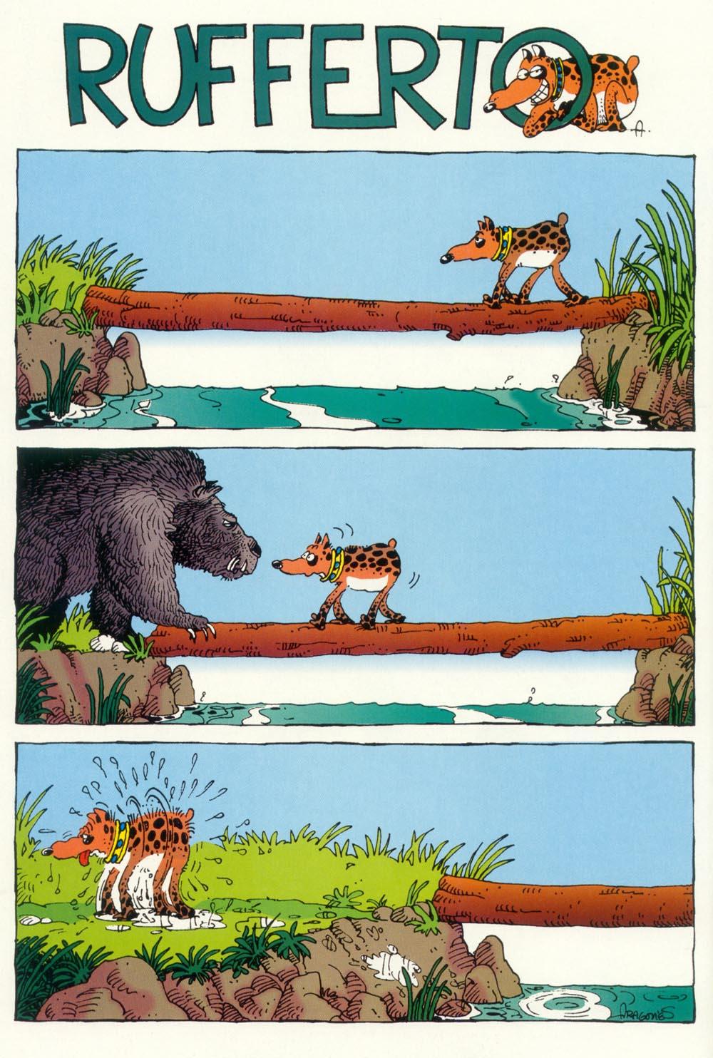 Read online Sergio Aragonés Groo the Wanderer comic -  Issue #112 - 31