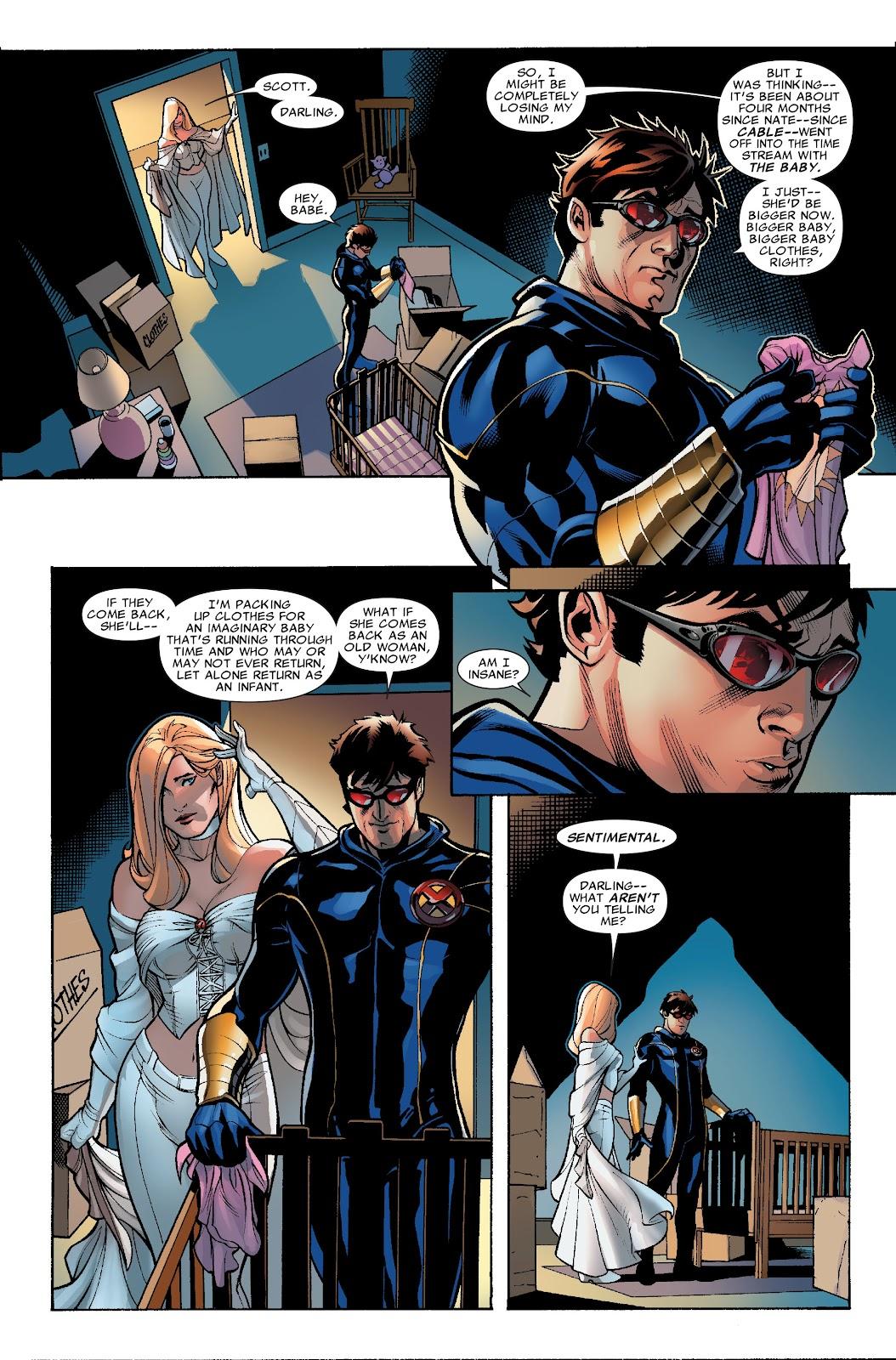 Uncanny X-Men (1963) issue 505 - Page 12