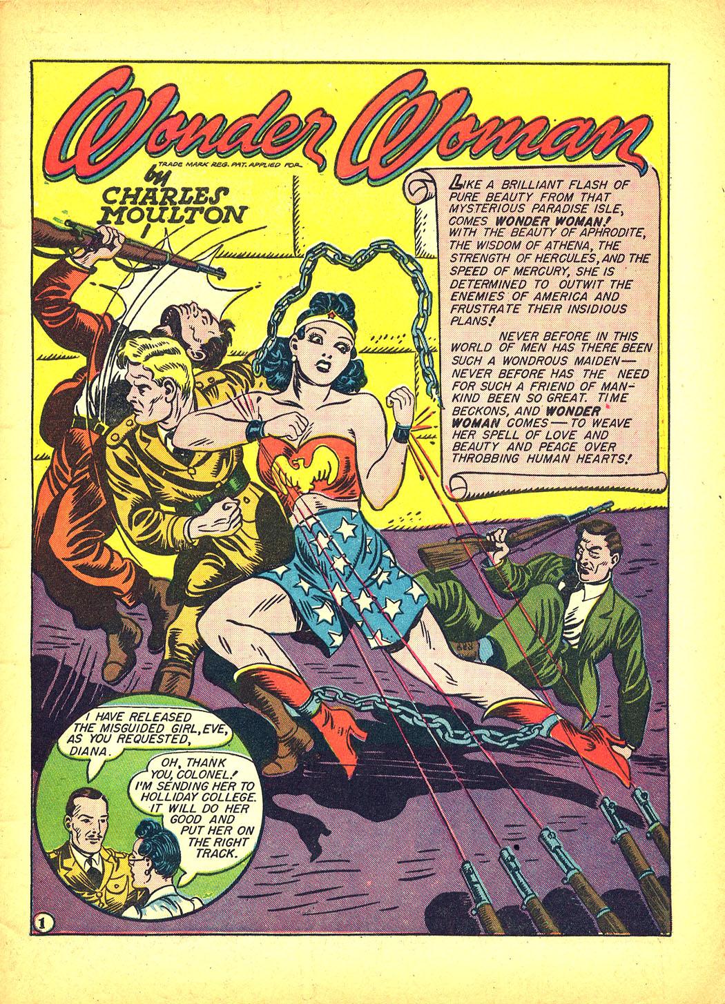 Read online Sensation (Mystery) Comics comic -  Issue #4 - 3