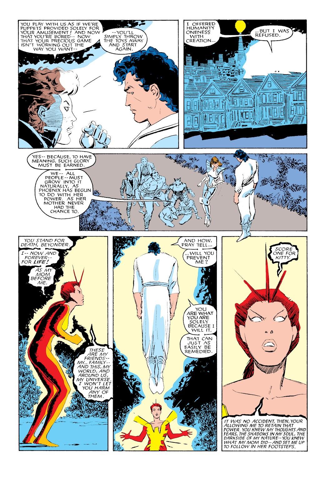 Uncanny X-Men (1963) issue 203 - Page 20