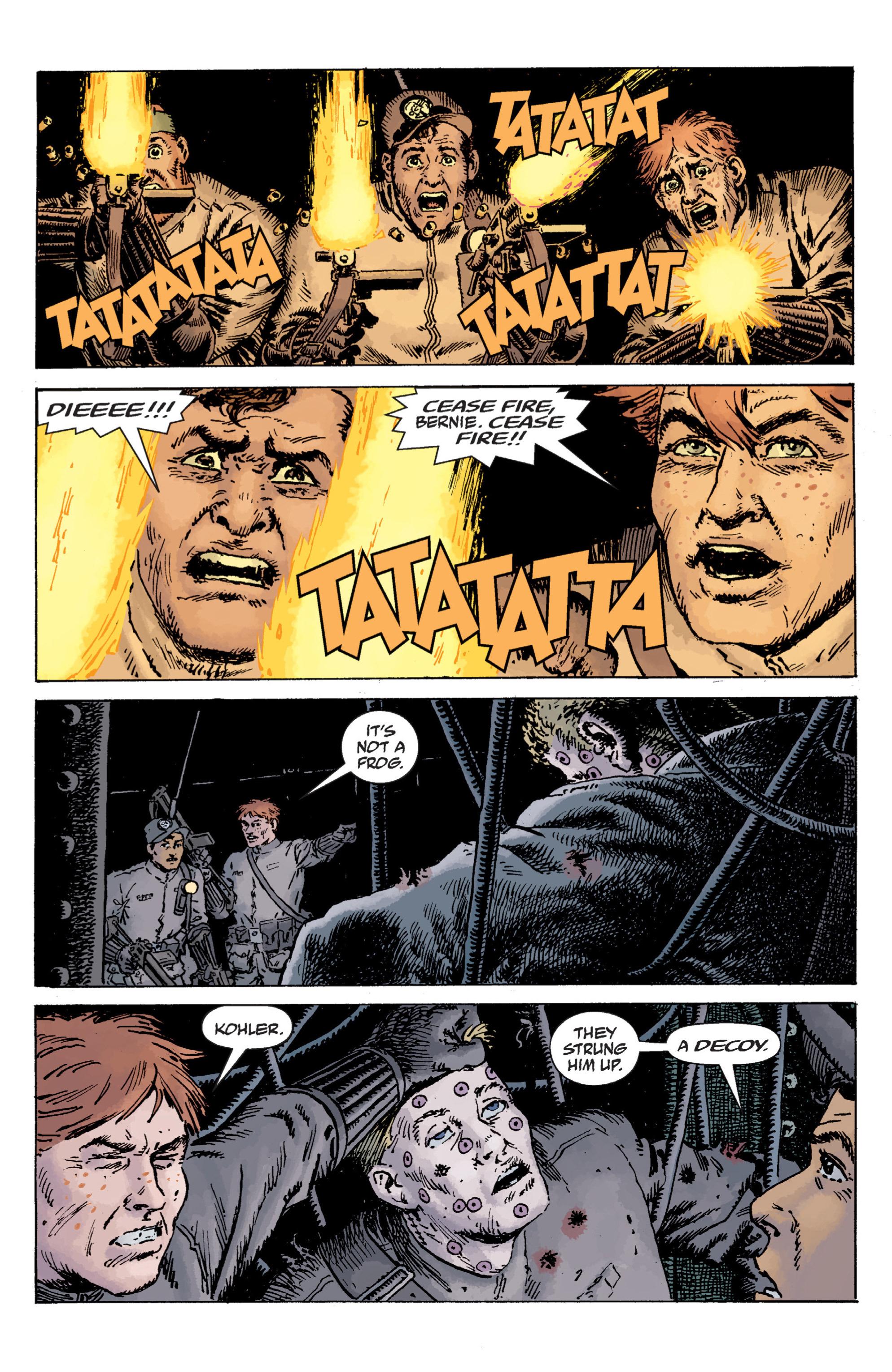 Read online B.P.R.D. (2003) comic -  Issue # TPB 12 - 75