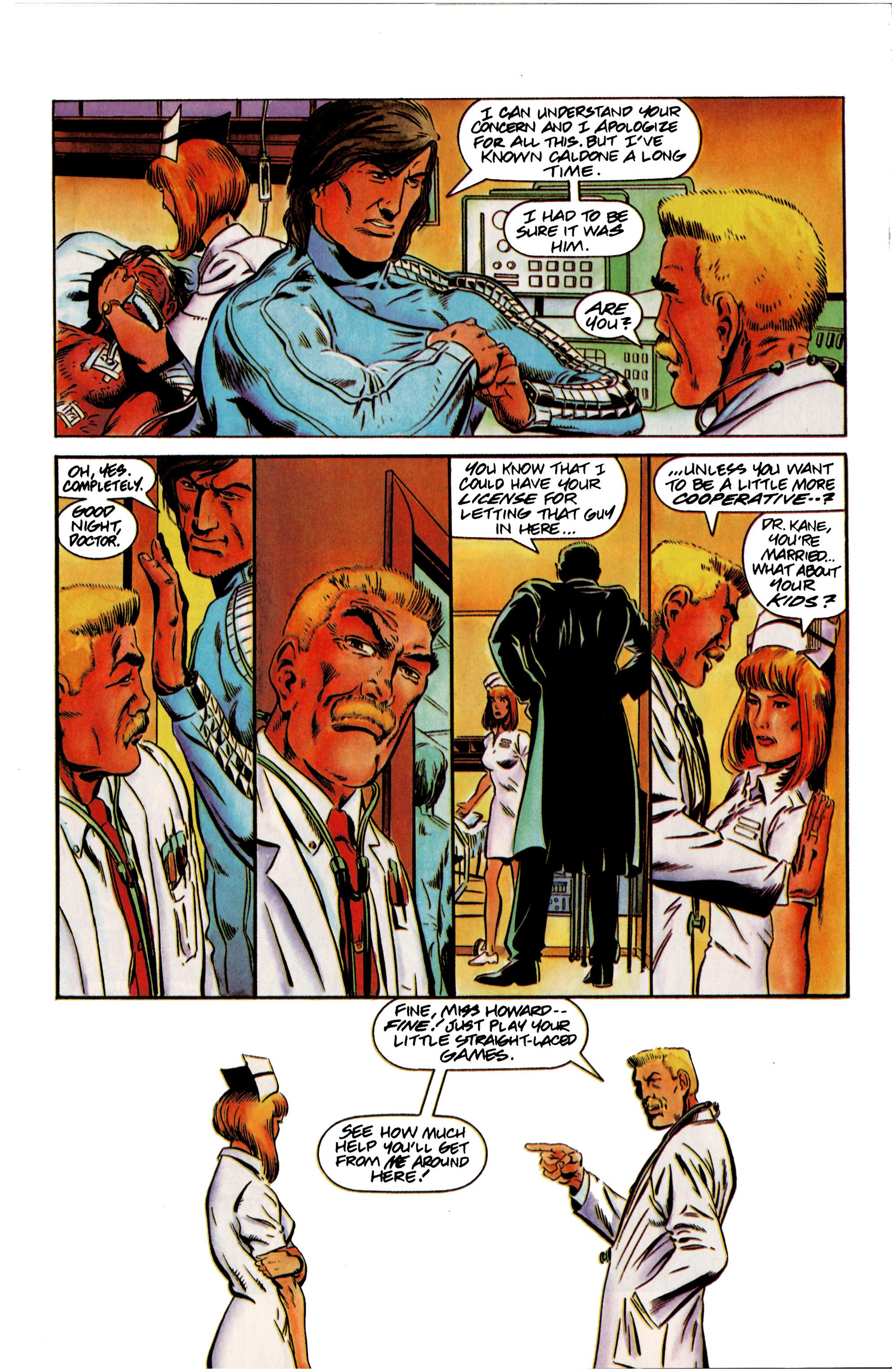 Read online Eternal Warrior (1992) comic -  Issue #12 - 10