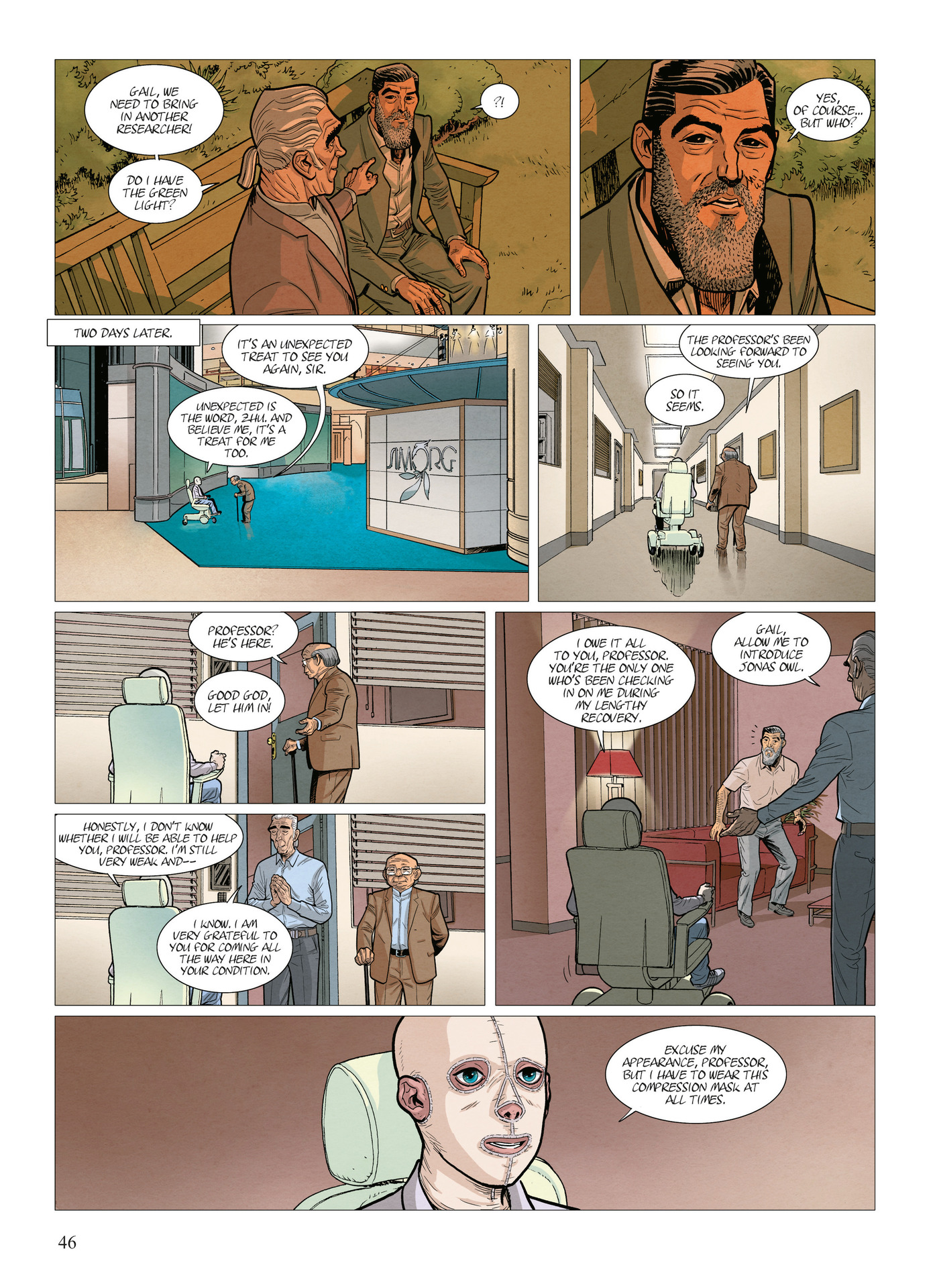 Read online Alter Ego comic -  Issue #10 - 47