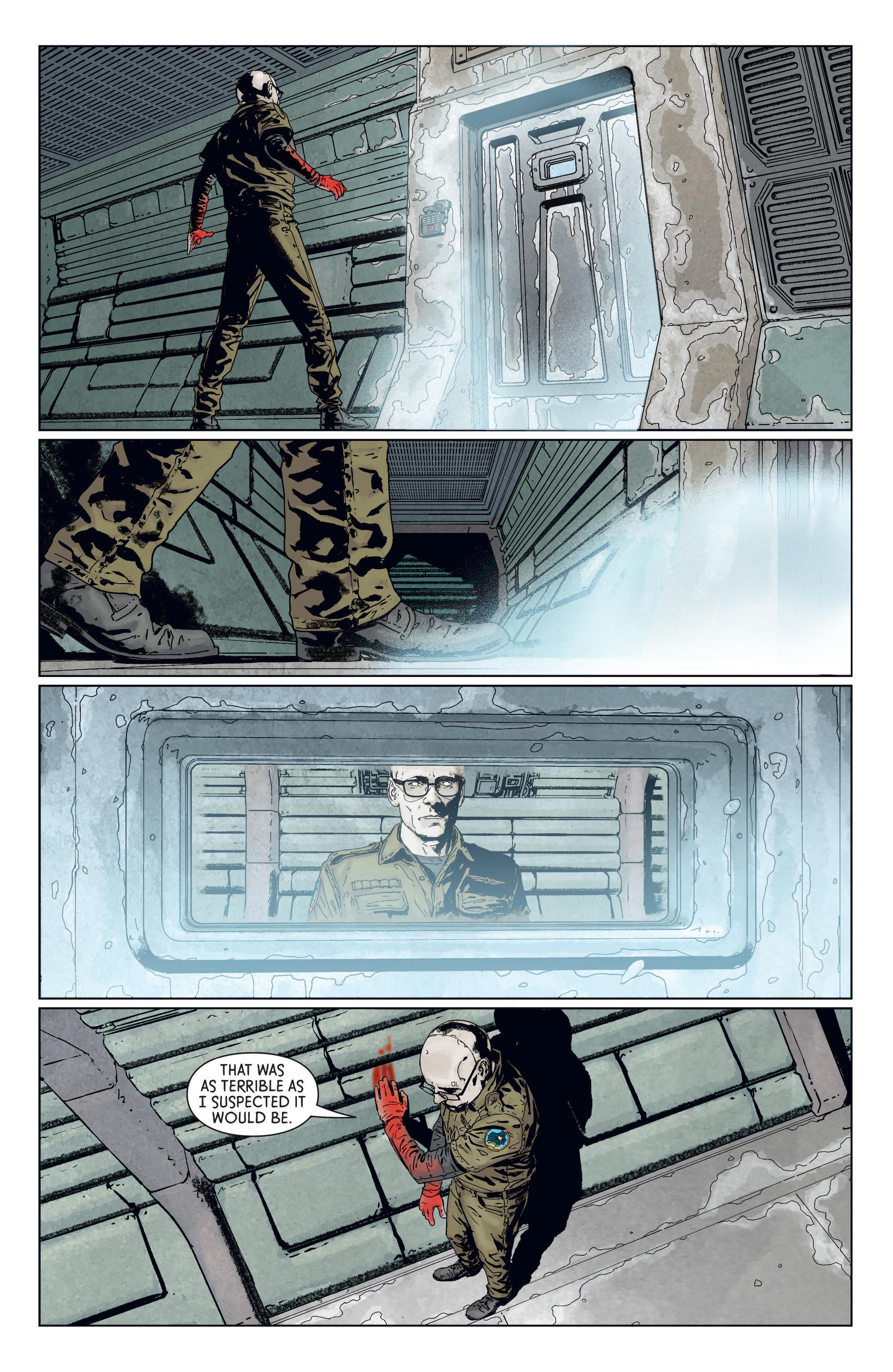 Read online Aliens: Defiance comic -  Issue #7 - 18