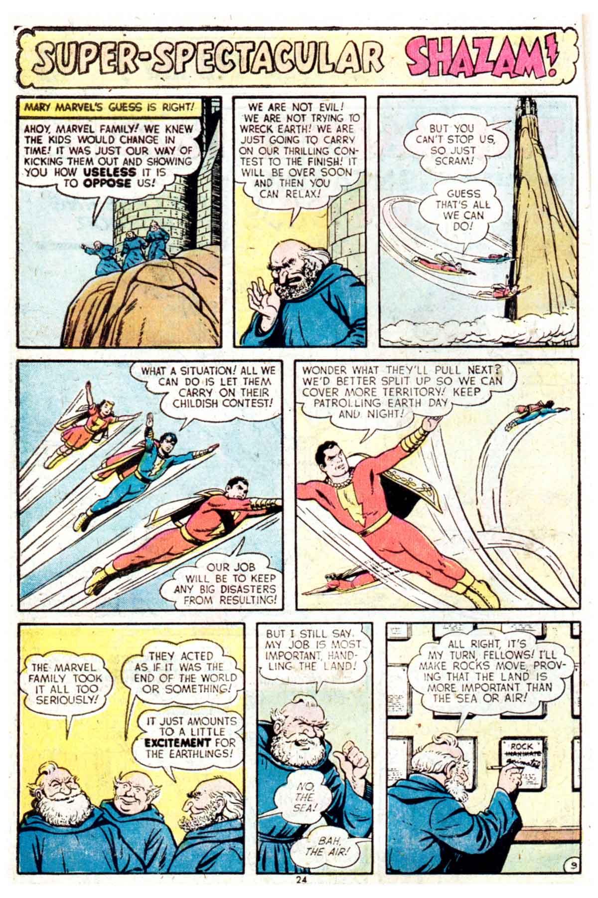 Read online Shazam! (1973) comic -  Issue #16 - 24