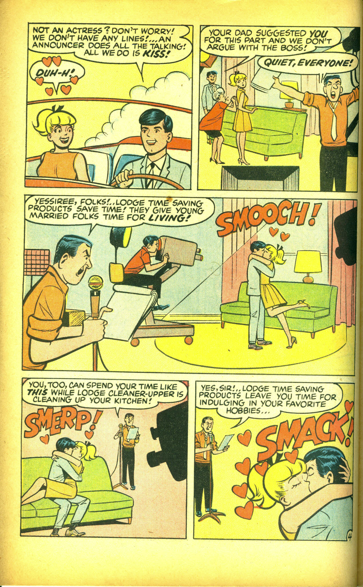 Read online Archie (1960) comic -  Issue #175 - 5