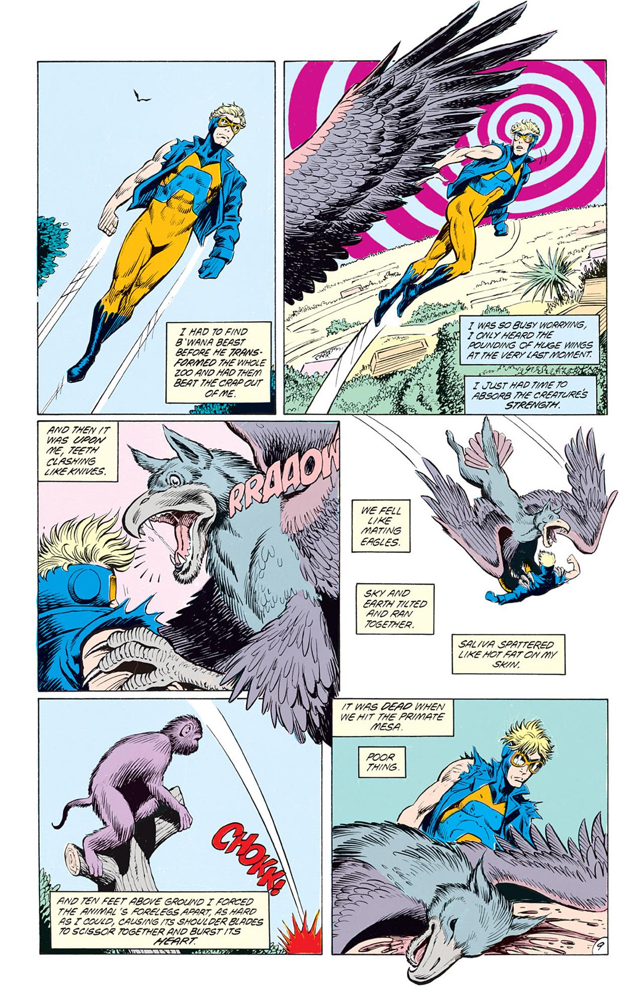 Read online Animal Man (1988) comic -  Issue #4 - 11