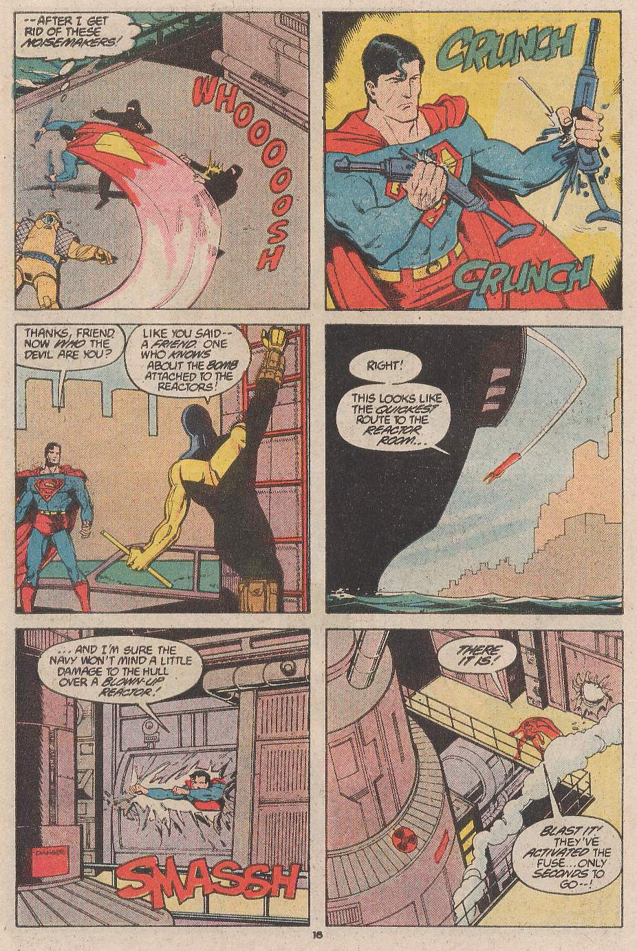 Read online Action Comics (1938) comic -  Issue #598 - 19