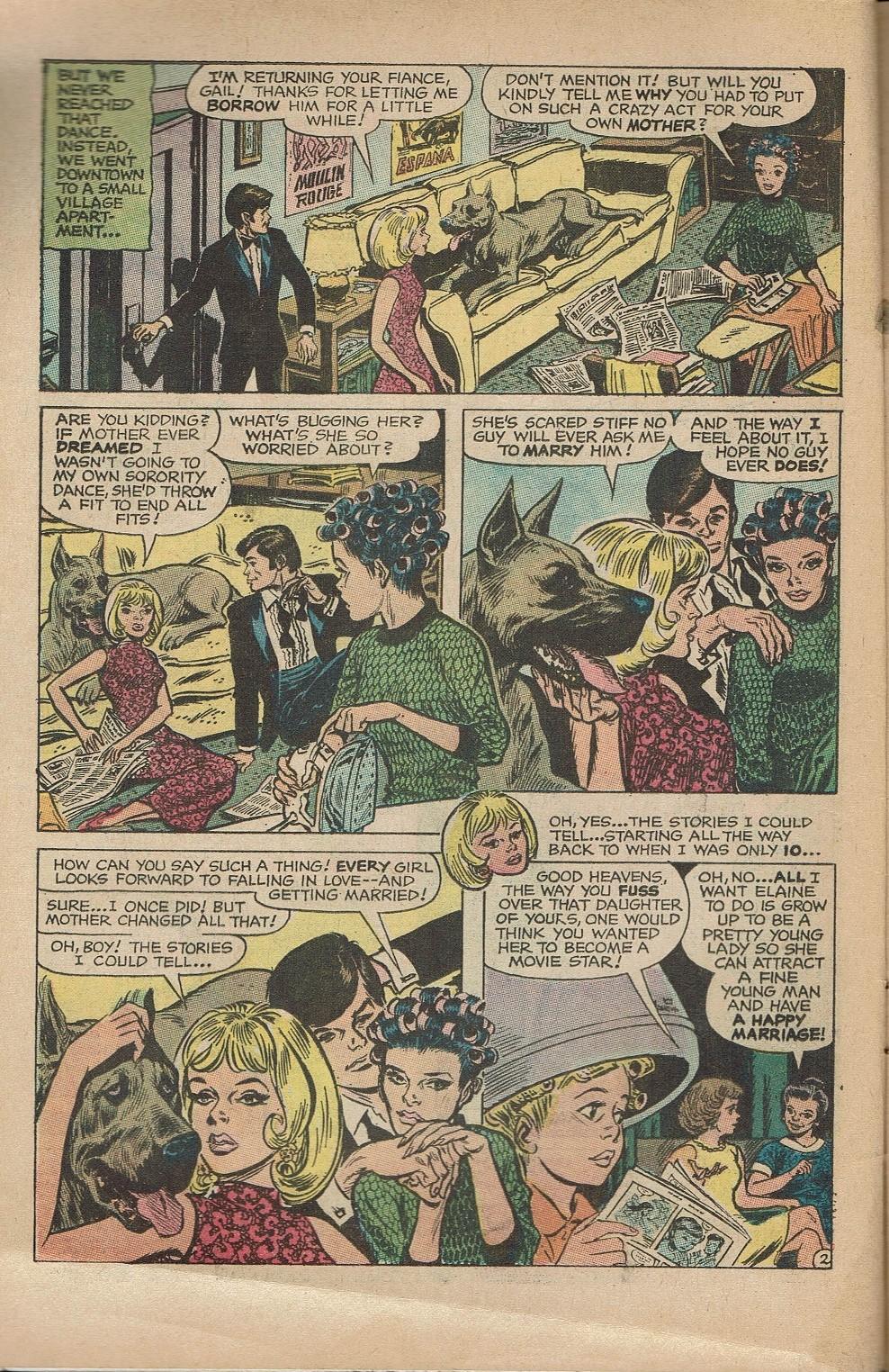 Read online Secret Hearts comic -  Issue #151 - 4