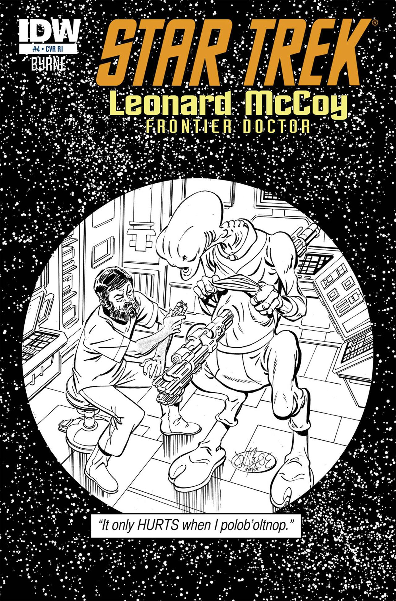 Read online Star Trek: Leonard McCoy, Frontier Doctor comic -  Issue #4 - 3