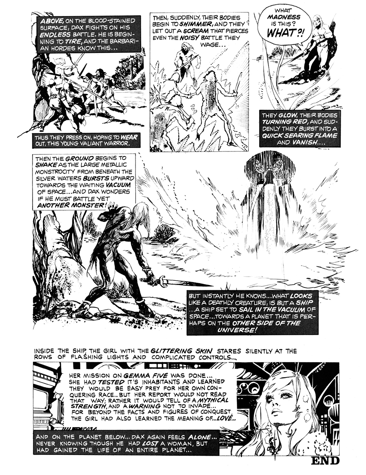 Read online Eerie Archives comic -  Issue # TPB 10 - 72