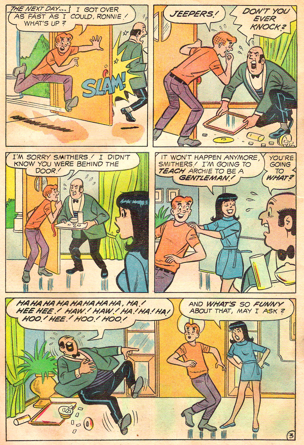 Read online Archie's Girls Betty and Veronica comic -  Issue #157 - 30