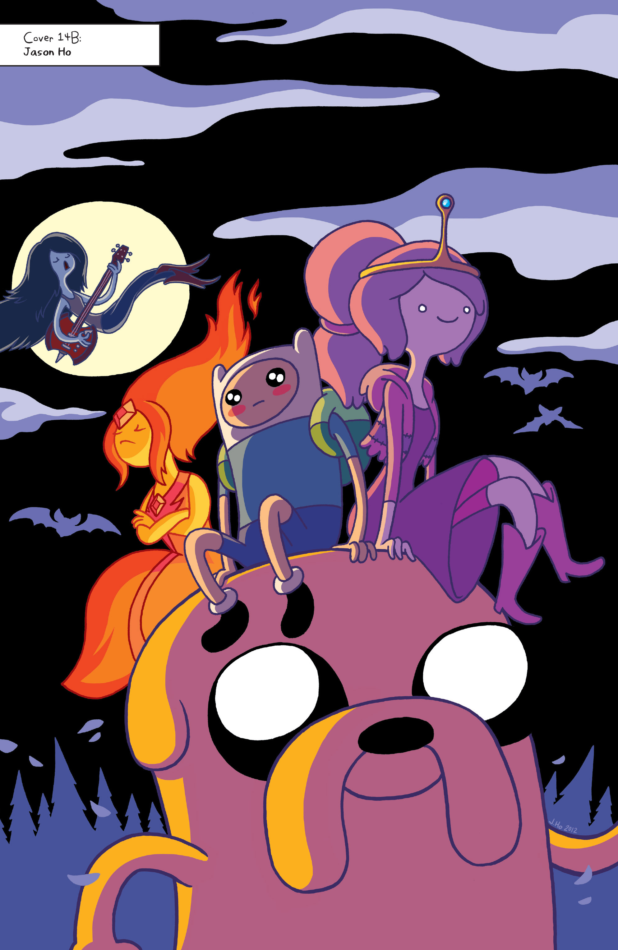 Read online Adventure Time comic -  Issue #Adventure Time _TPB 3 - 110