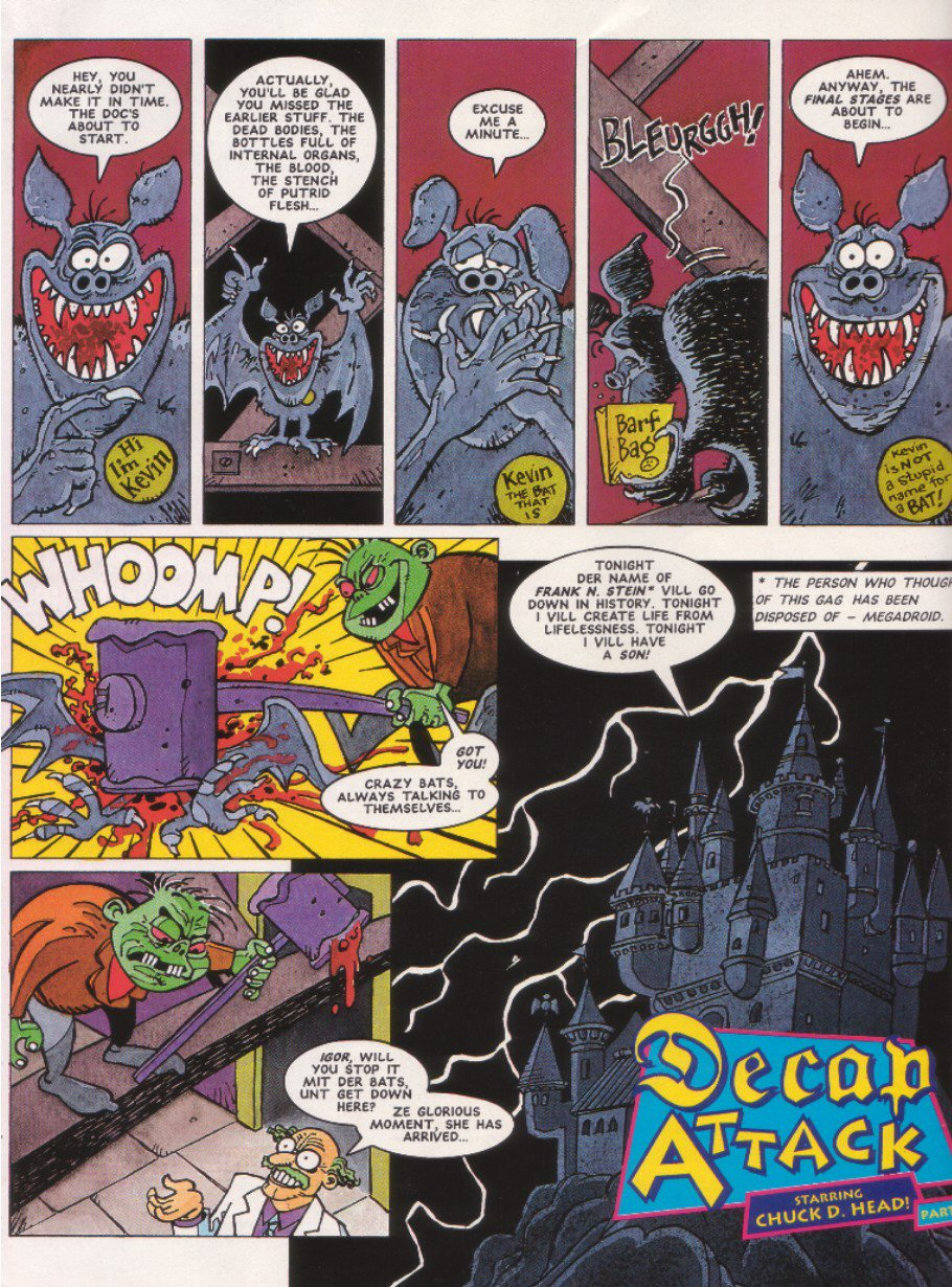Read online Sonic the Comic comic -  Issue #10 - 26