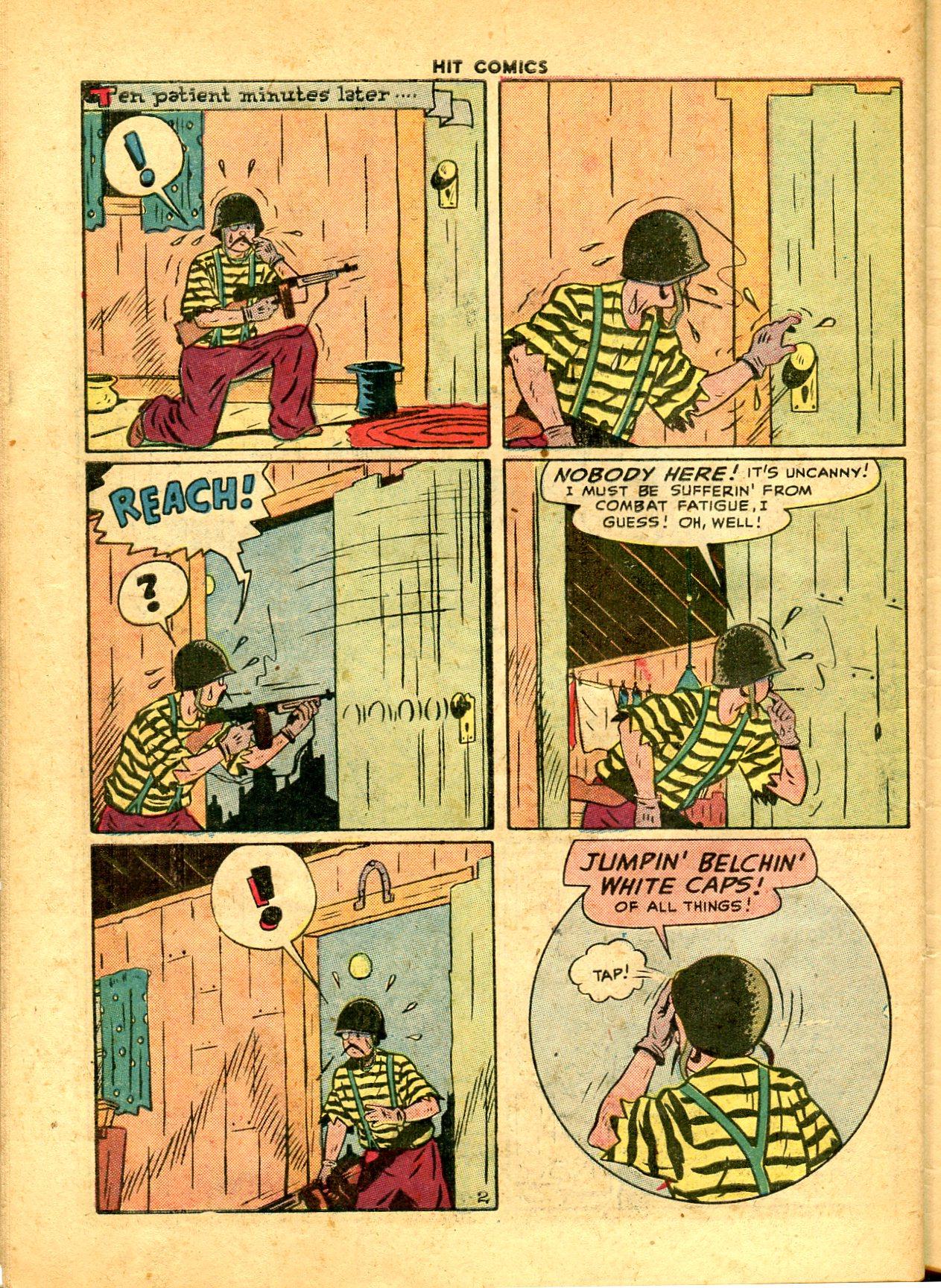 Read online Hit Comics comic -  Issue #49 - 40
