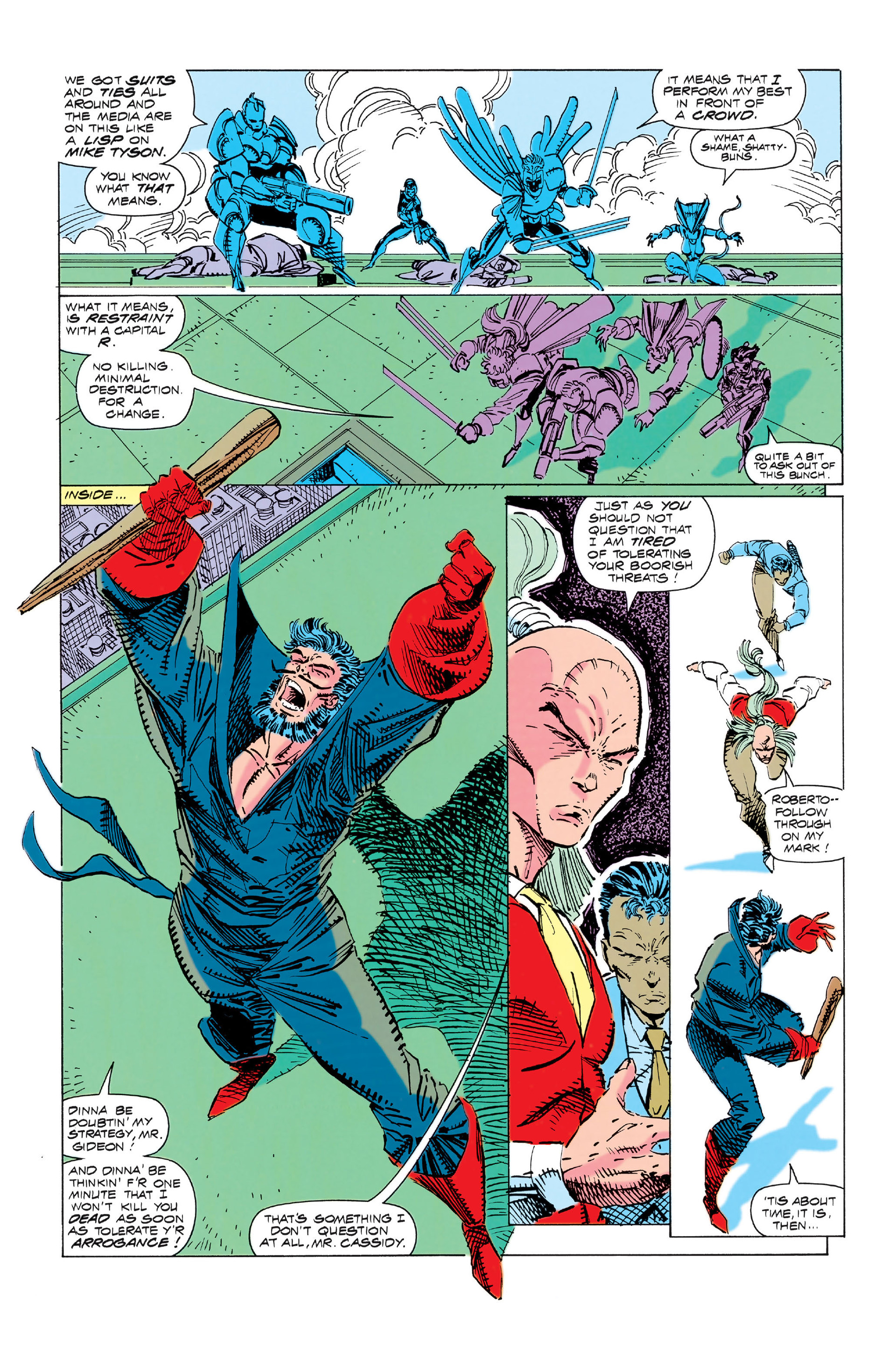 Read online X-Force (1991) comic -  Issue #3 - 14